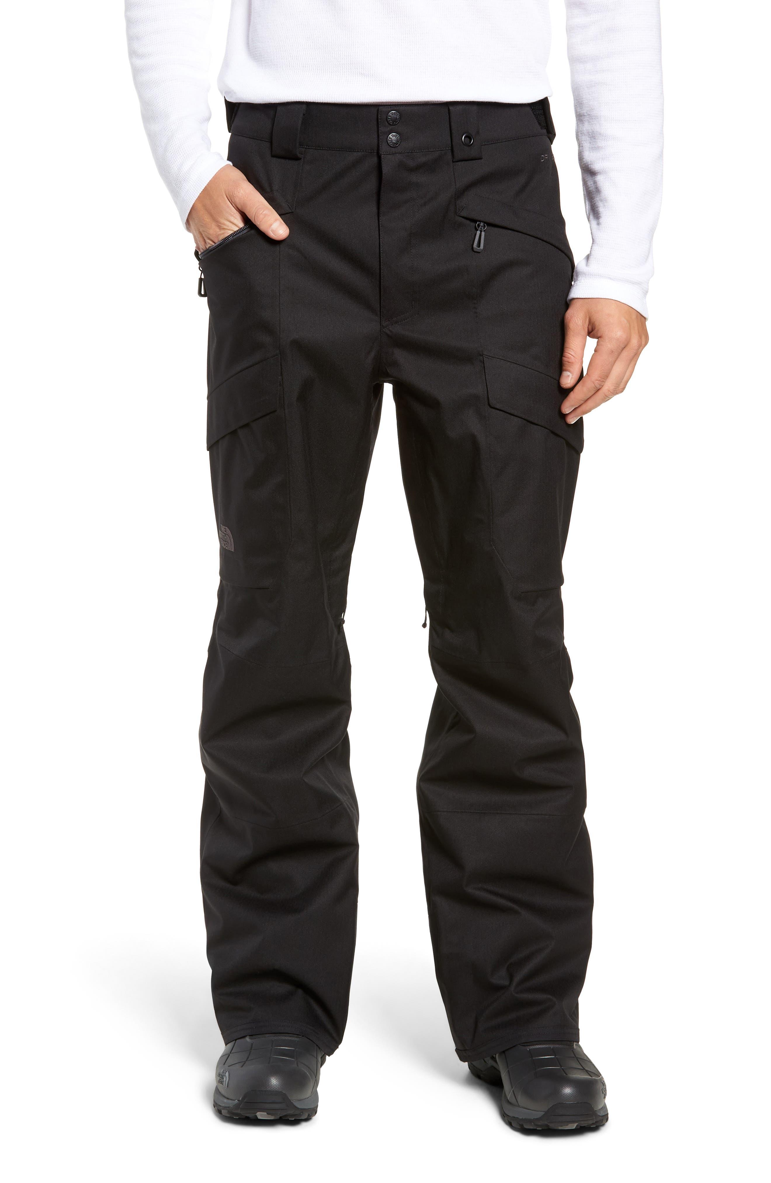 Gatekeeper Waterproof Pants,                         Main,                         color, TNF BLACK/TNF BLACK