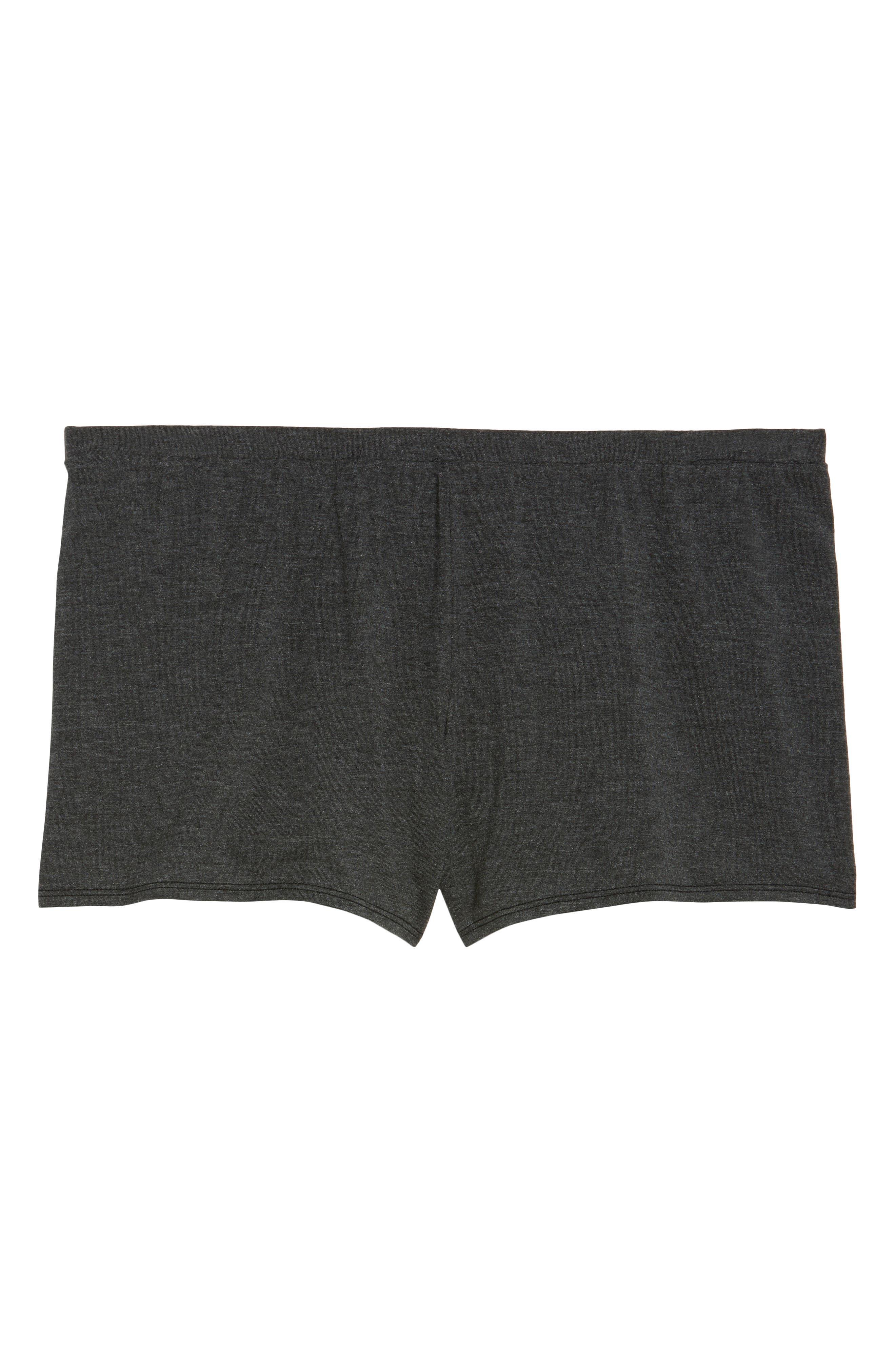 Undressed Pajama Shorts,                             Alternate thumbnail 6, color,                             001