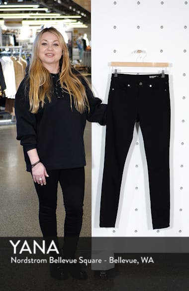 The Great Jones High Waist Skinny Jeans, sales video thumbnail
