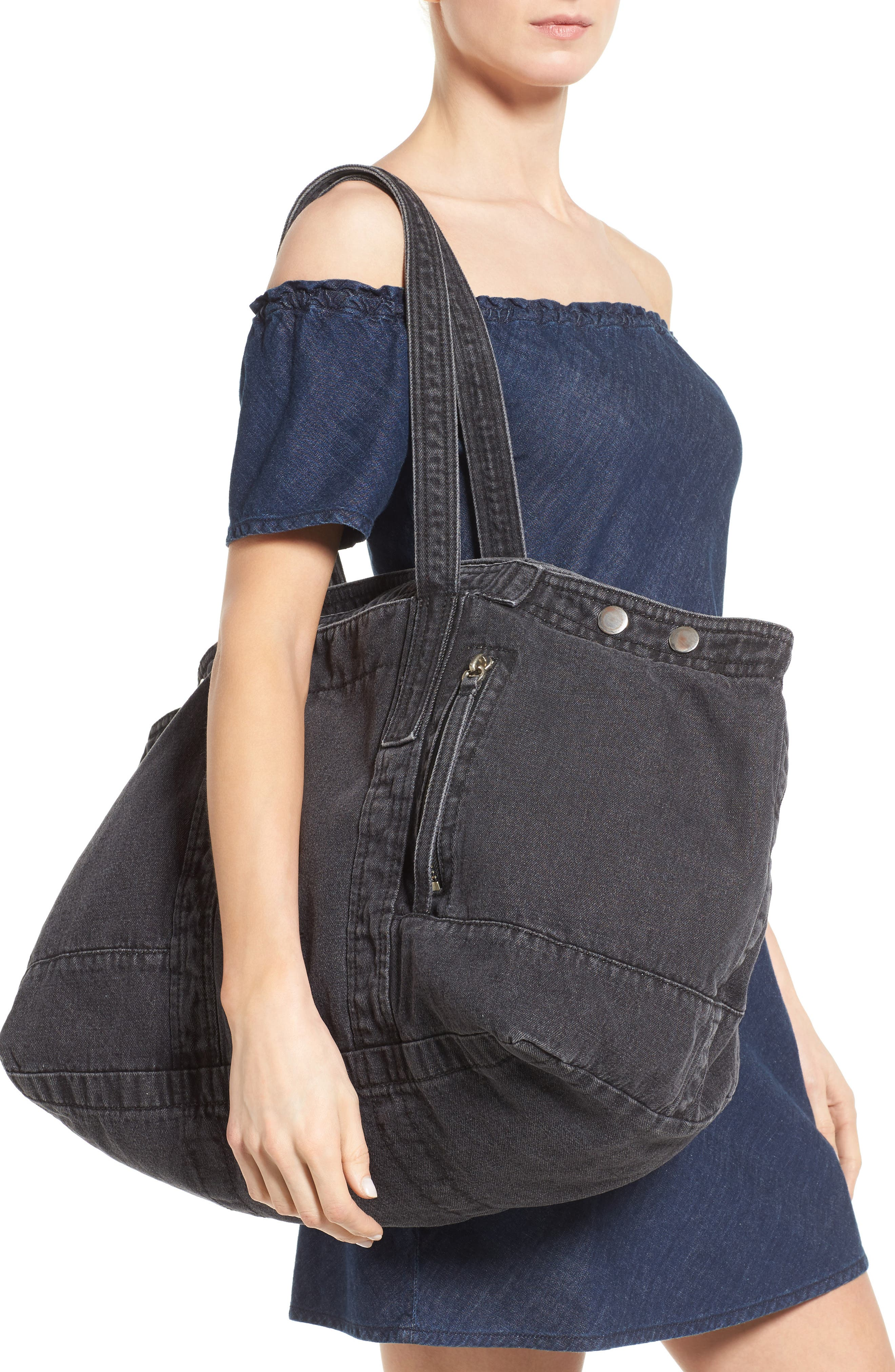 Field Tote,                             Alternate thumbnail 2, color,                             001