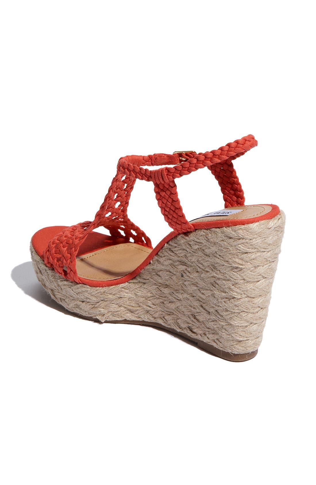 'Manngo' Woven Sandal,                             Alternate thumbnail 16, color,