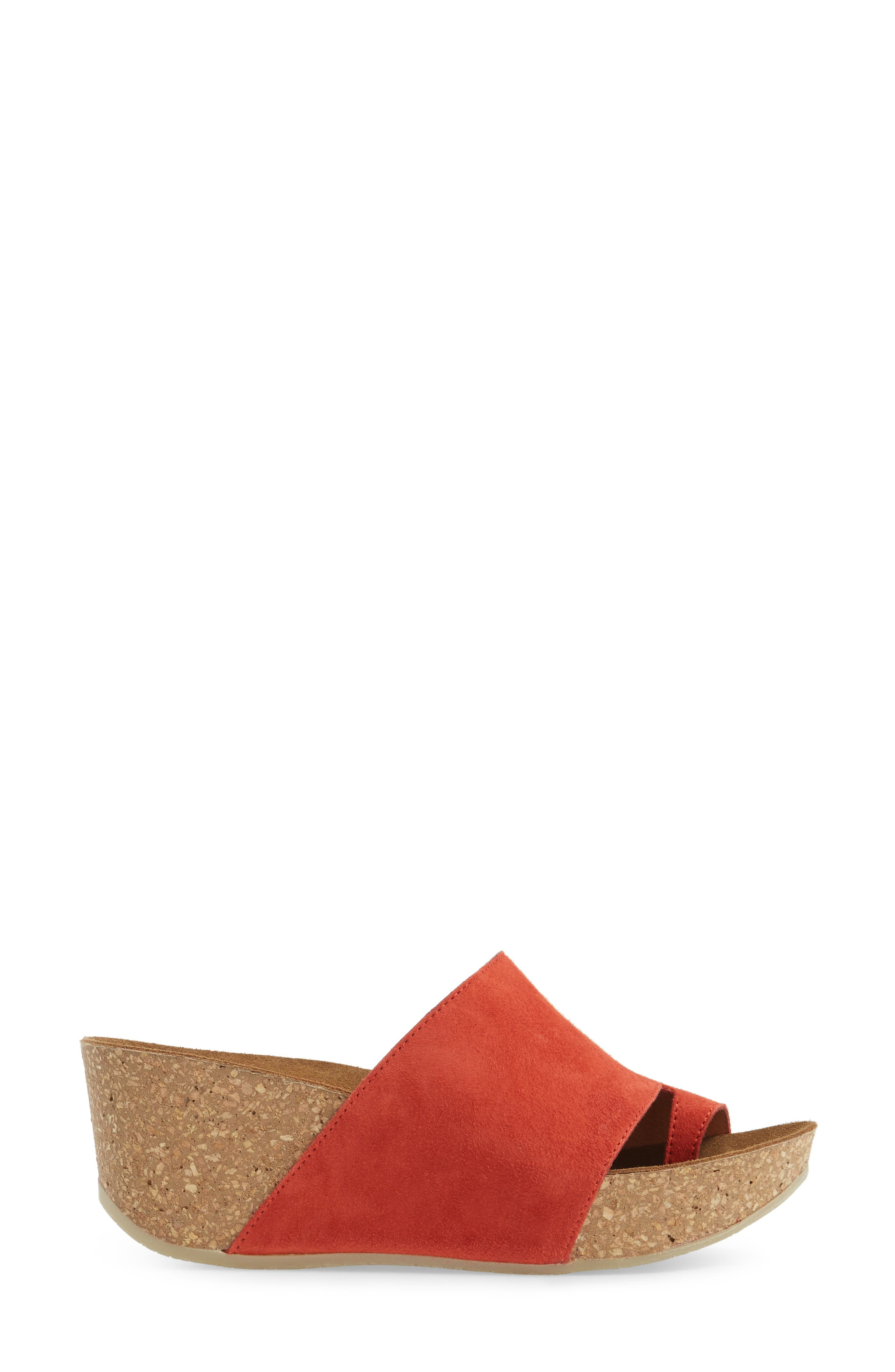 Donald J Pliner Ginie Platform Wedge Sandal,                             Alternate thumbnail 21, color,