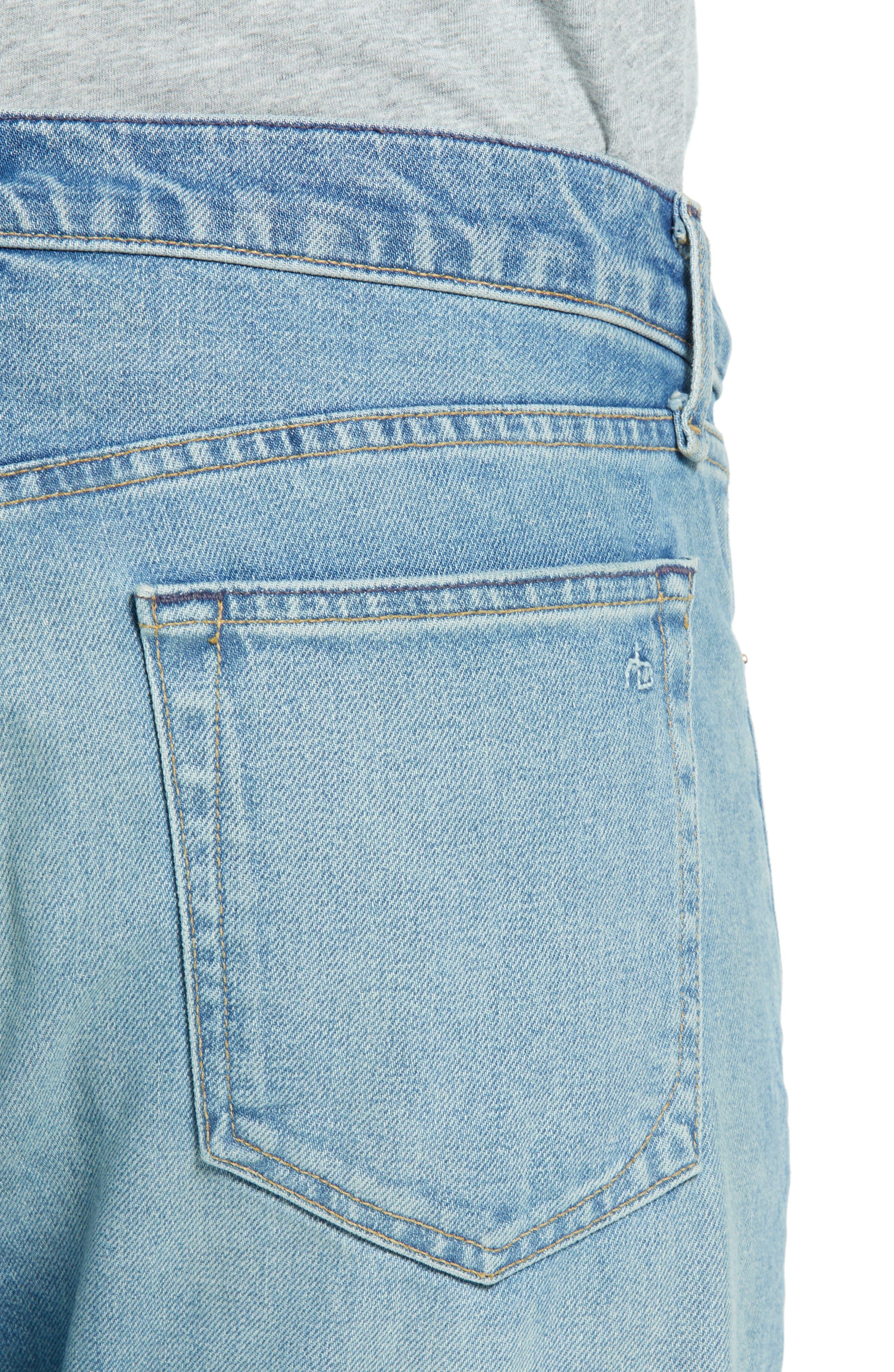 Fit 1 Skinny Fit Jeans,                             Alternate thumbnail 4, color,                             JAMIE