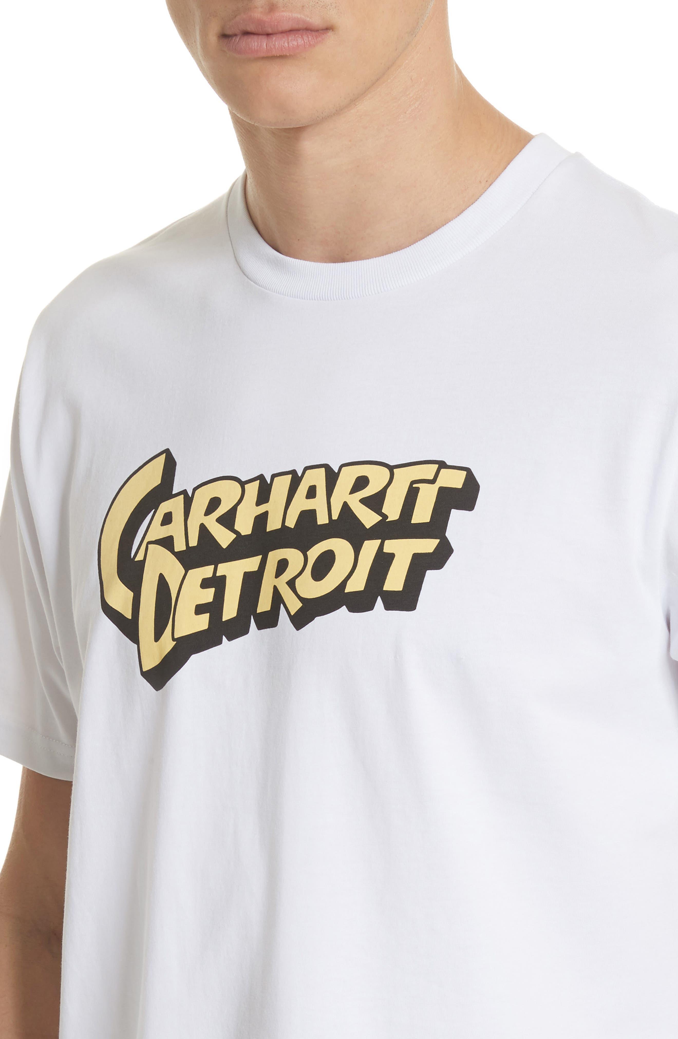 Doctor Detroit T-Shirt,                             Alternate thumbnail 4, color,                             100