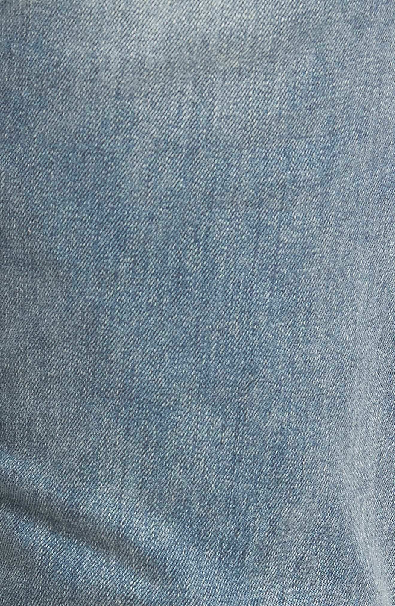 Salerno Flex Jeans,                             Alternate thumbnail 5, color,                             ABANDONED BLUE