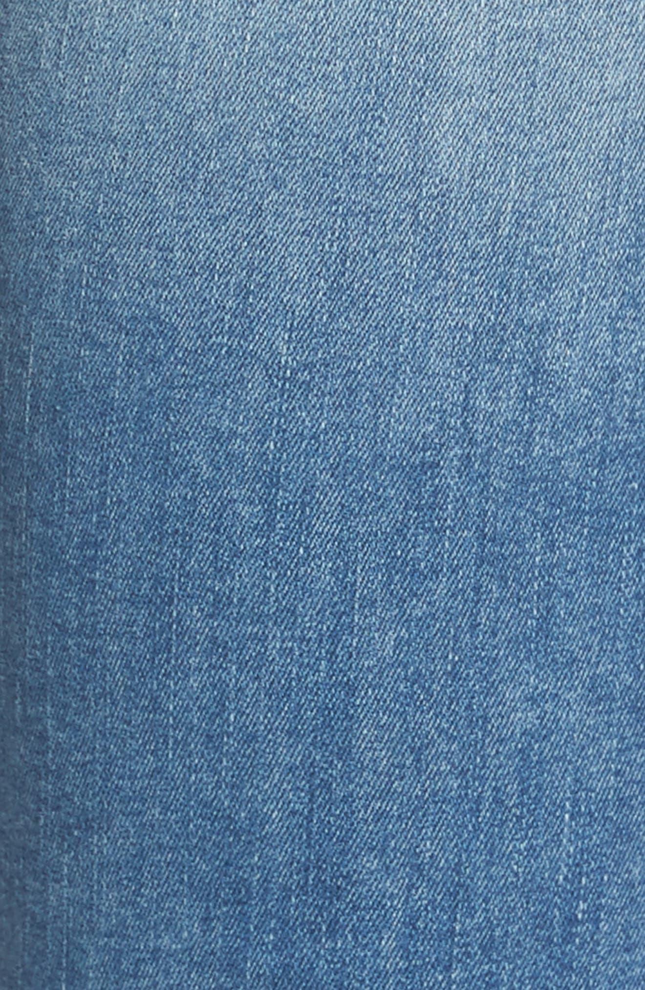 Florence Instasculpt Skinny Jeans,                             Alternate thumbnail 5, color,                             430