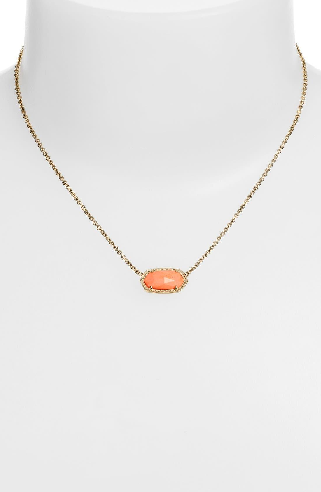 'Elisa' Pendant Necklace,                             Alternate thumbnail 254, color,