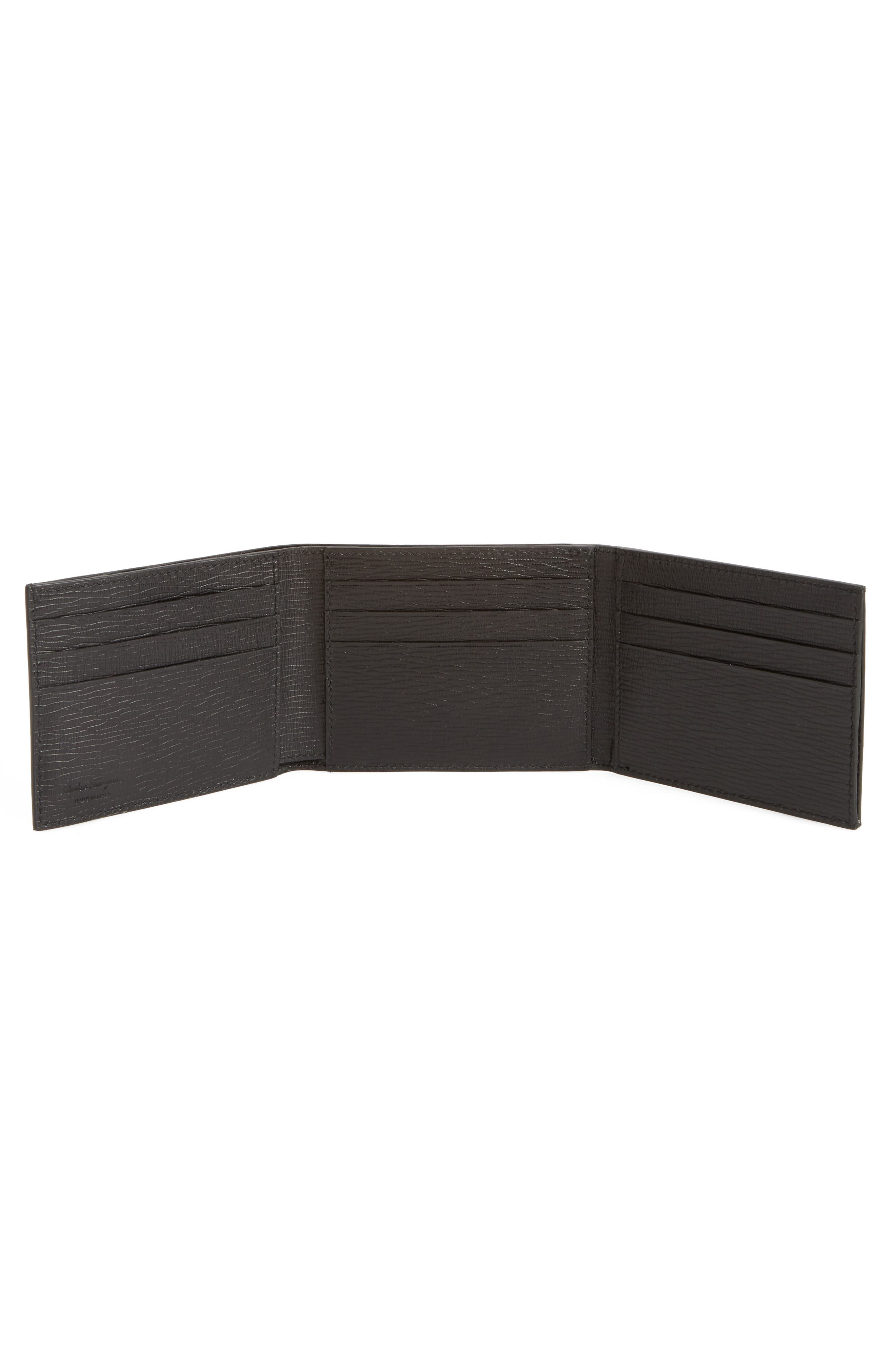 Revival Leather Wallet,                             Alternate thumbnail 2, color,                             001