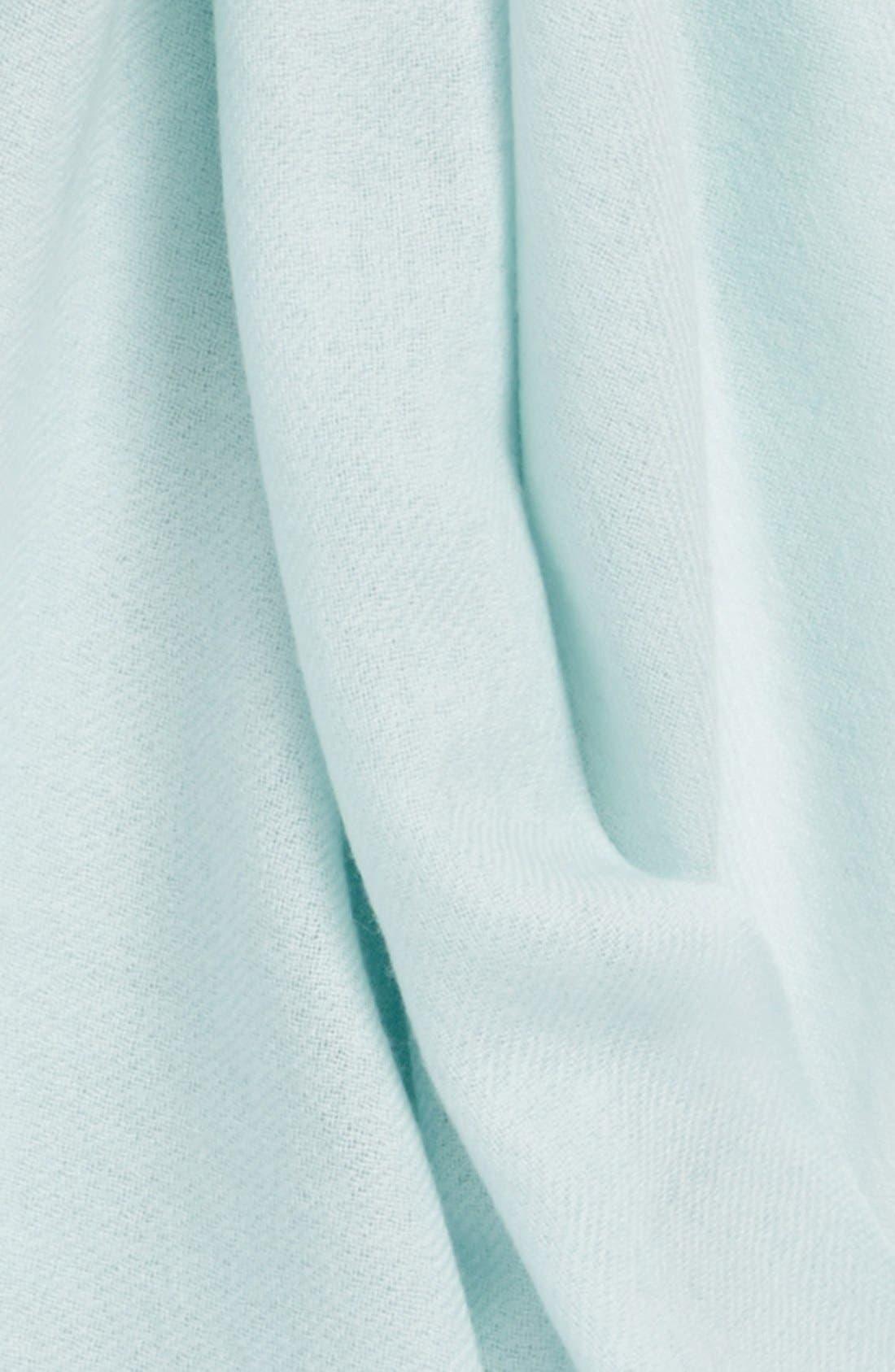 Wool & Cashmere Wrap,                             Alternate thumbnail 55, color,