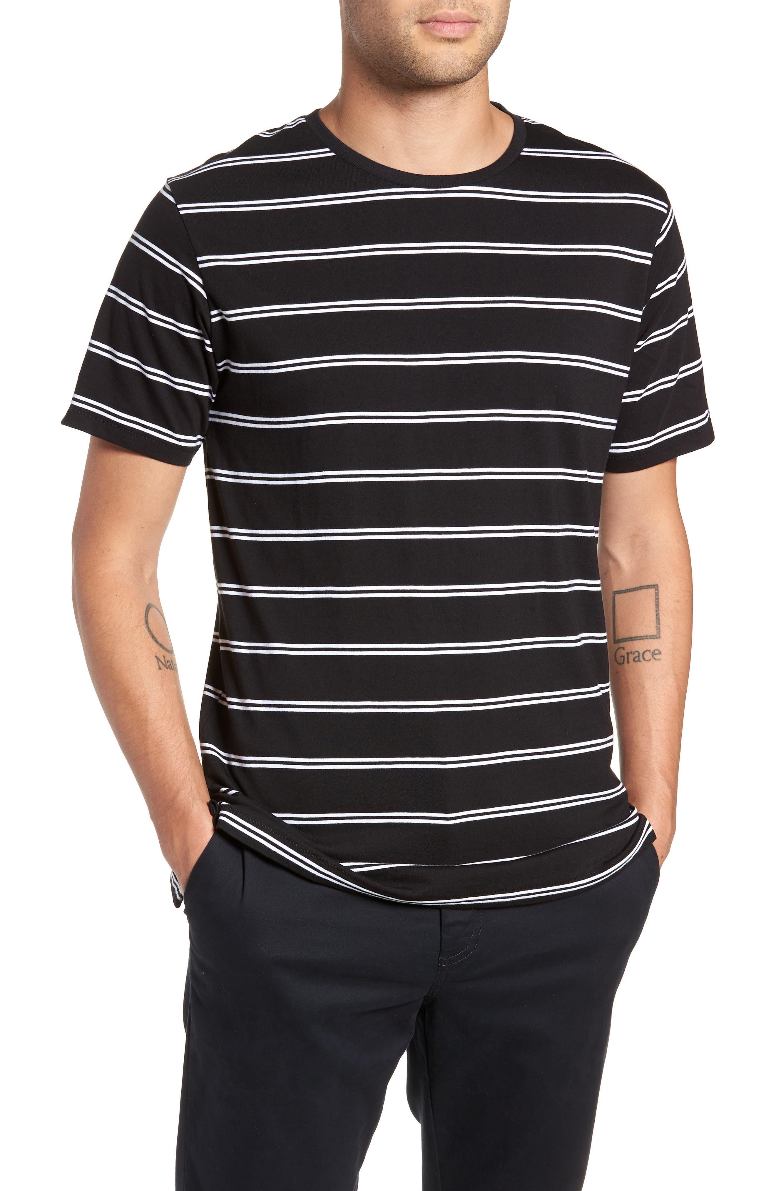 ZANEROBE,                             Channel Flintlock T-Shirt,                             Main thumbnail 1, color,                             001