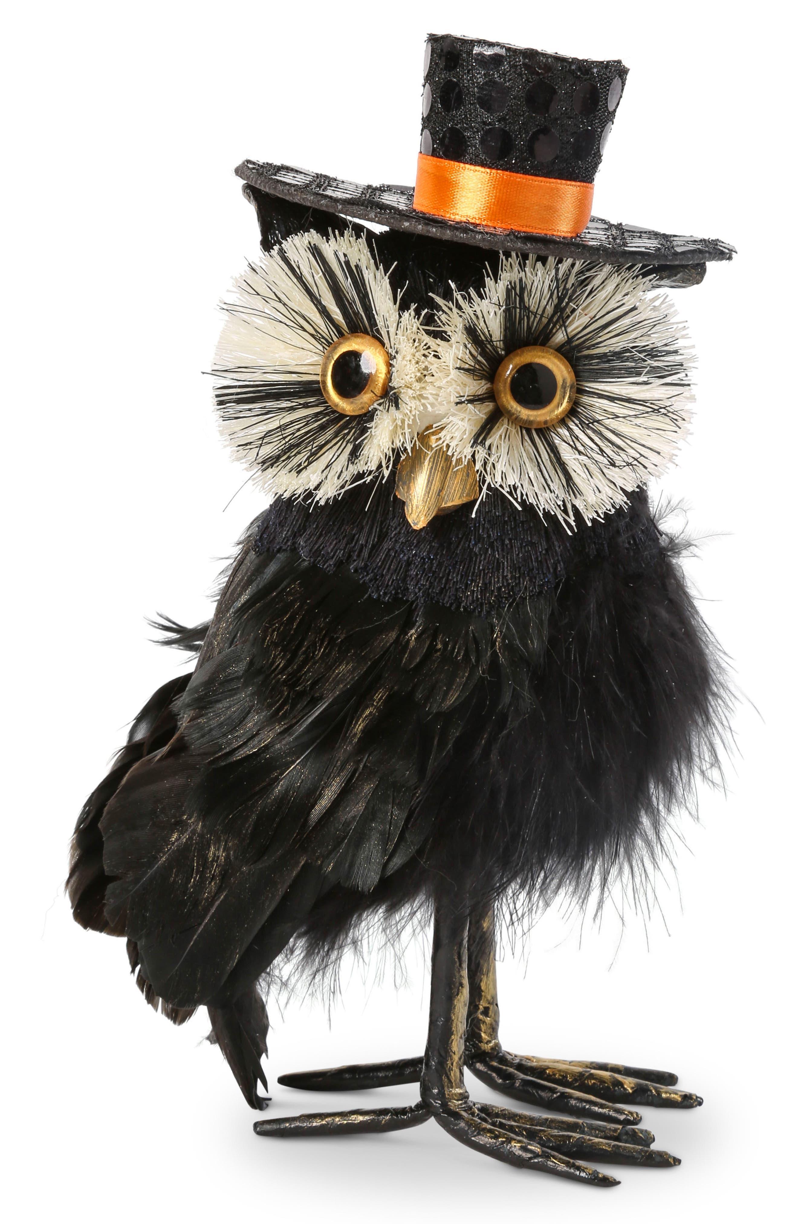 Owl Statue,                             Main thumbnail 1, color,