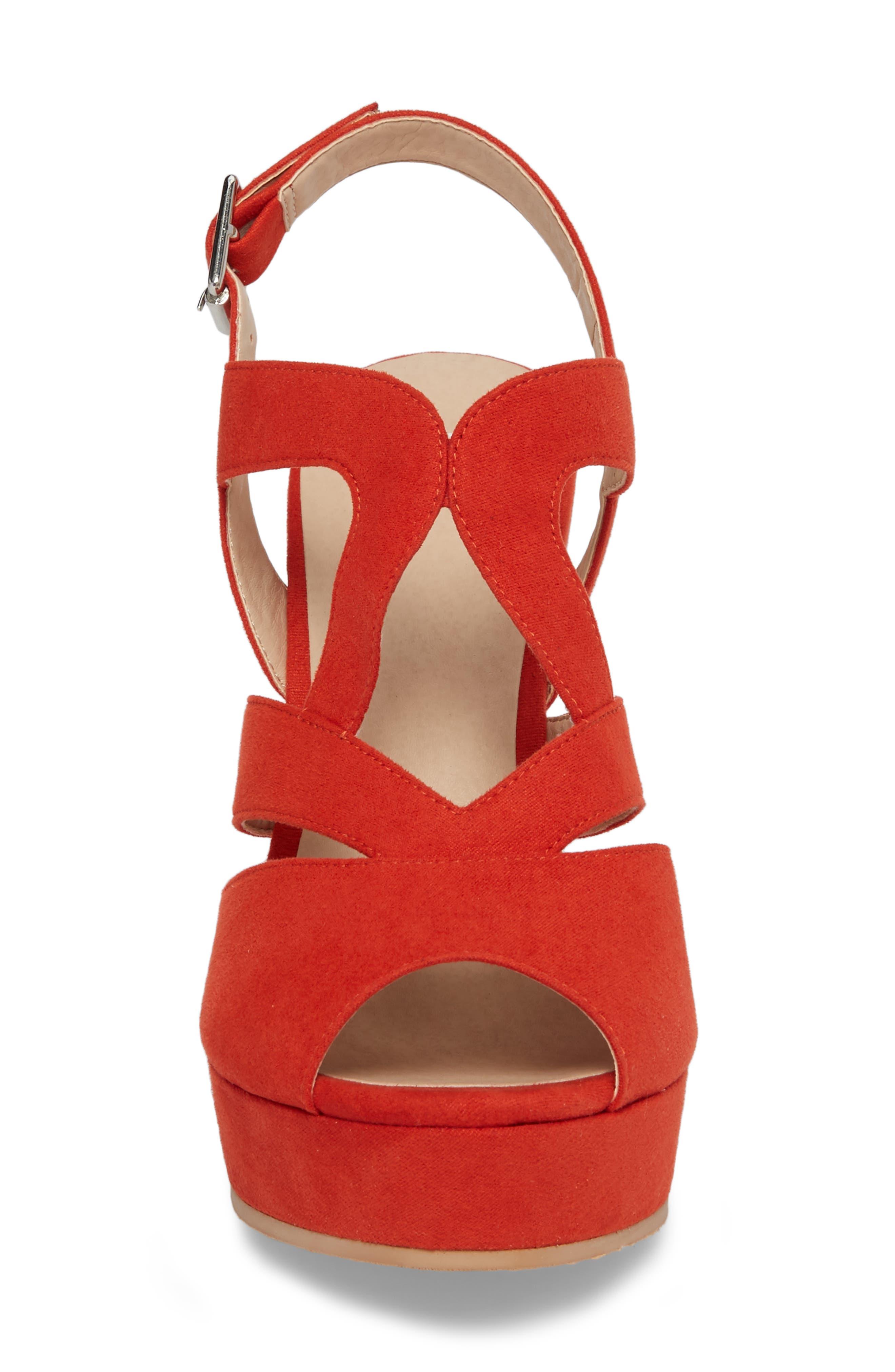 Sunny Platform Wedge Sandal,                             Alternate thumbnail 24, color,