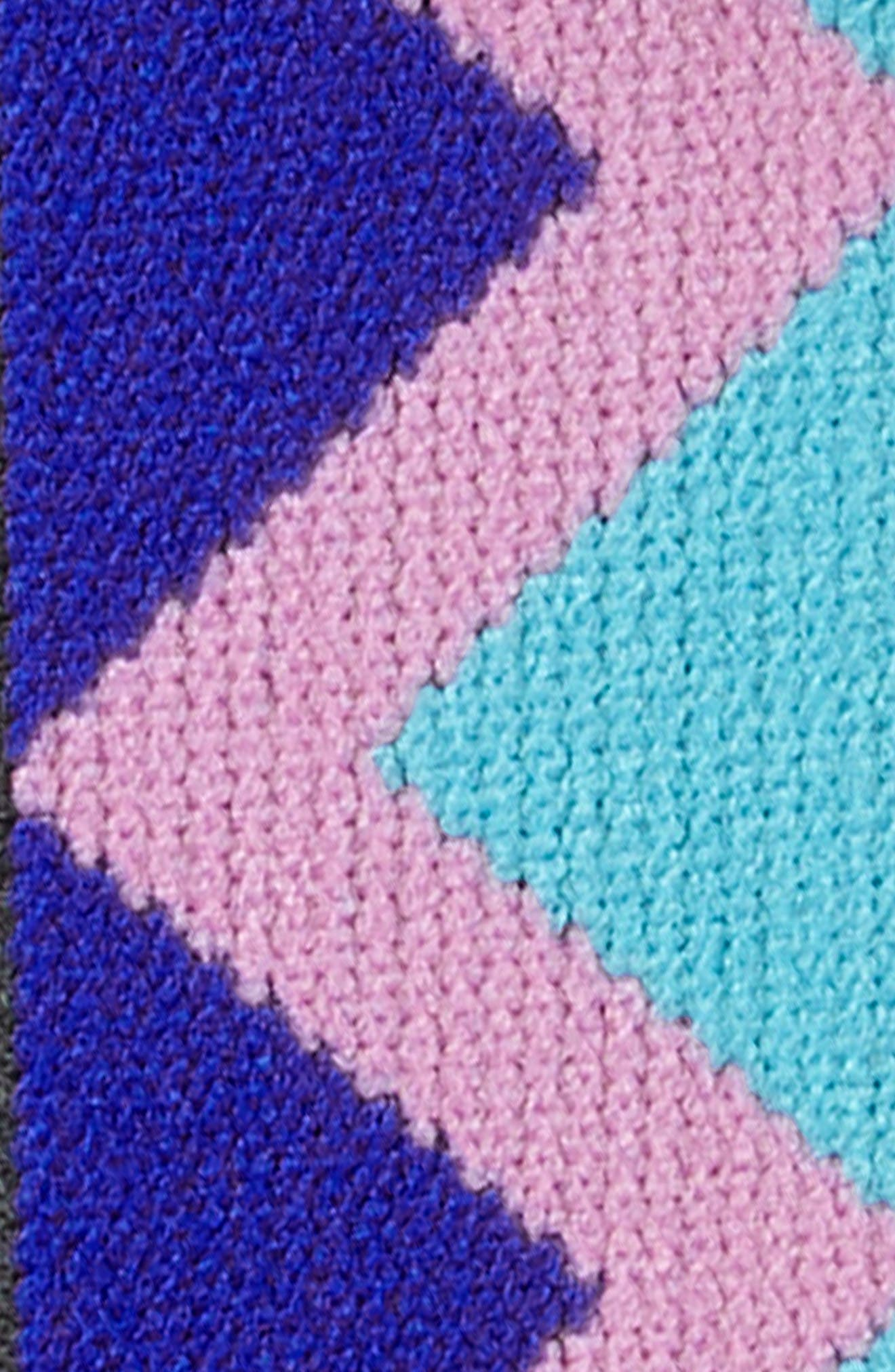 Zigzag Head Wrap,                             Alternate thumbnail 5, color,