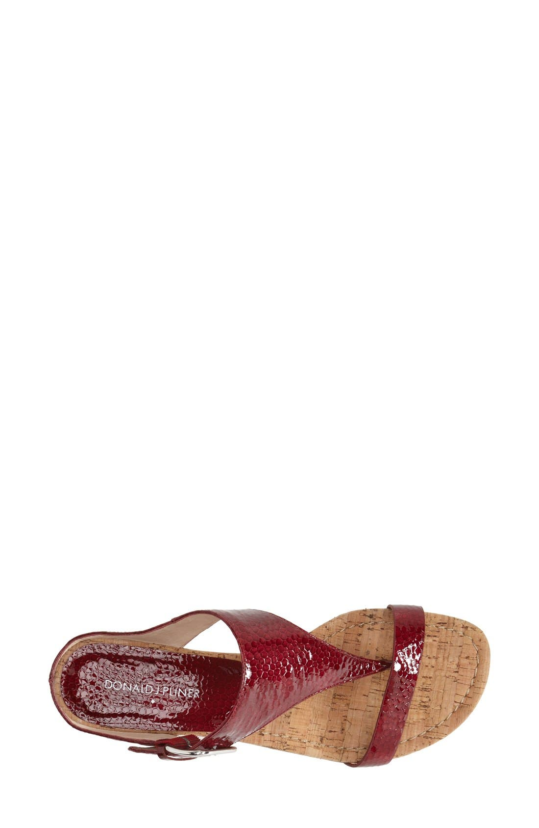 Donald J Pliner 'Doli' Sandal,                             Alternate thumbnail 14, color,