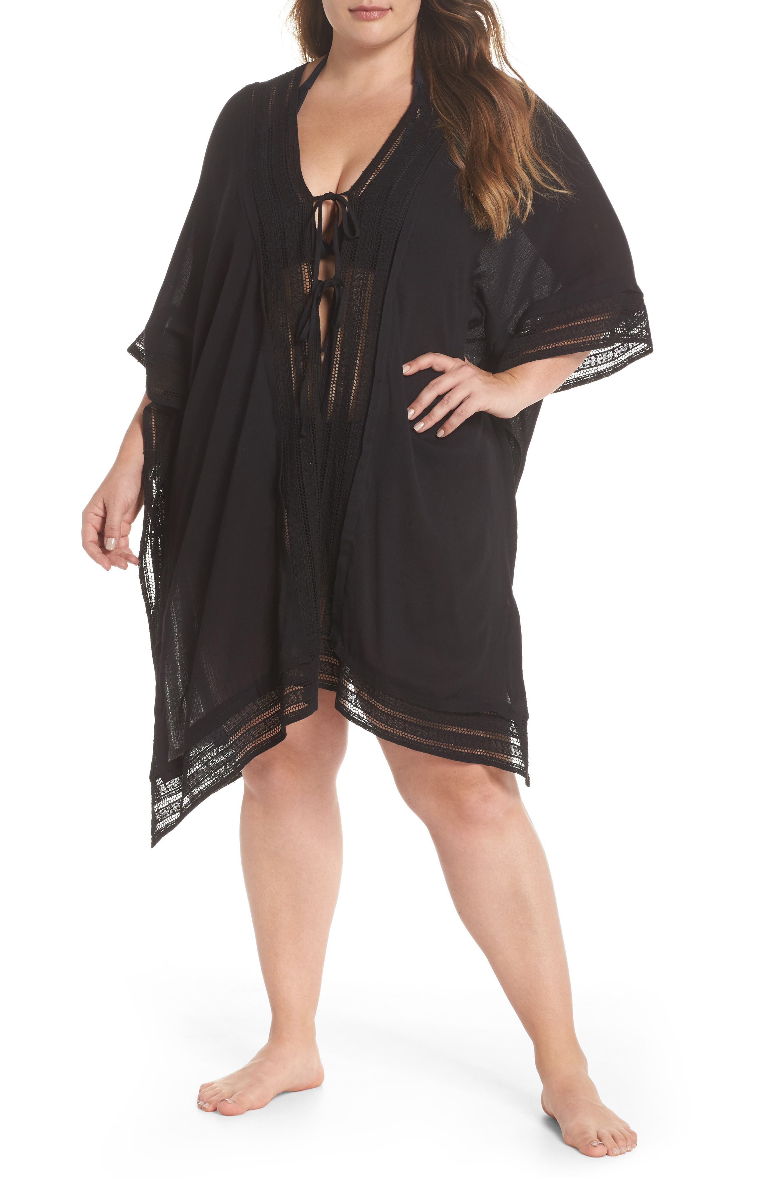 Serendipity Cover-Up Tunic,                             Main thumbnail 1, color,                             001