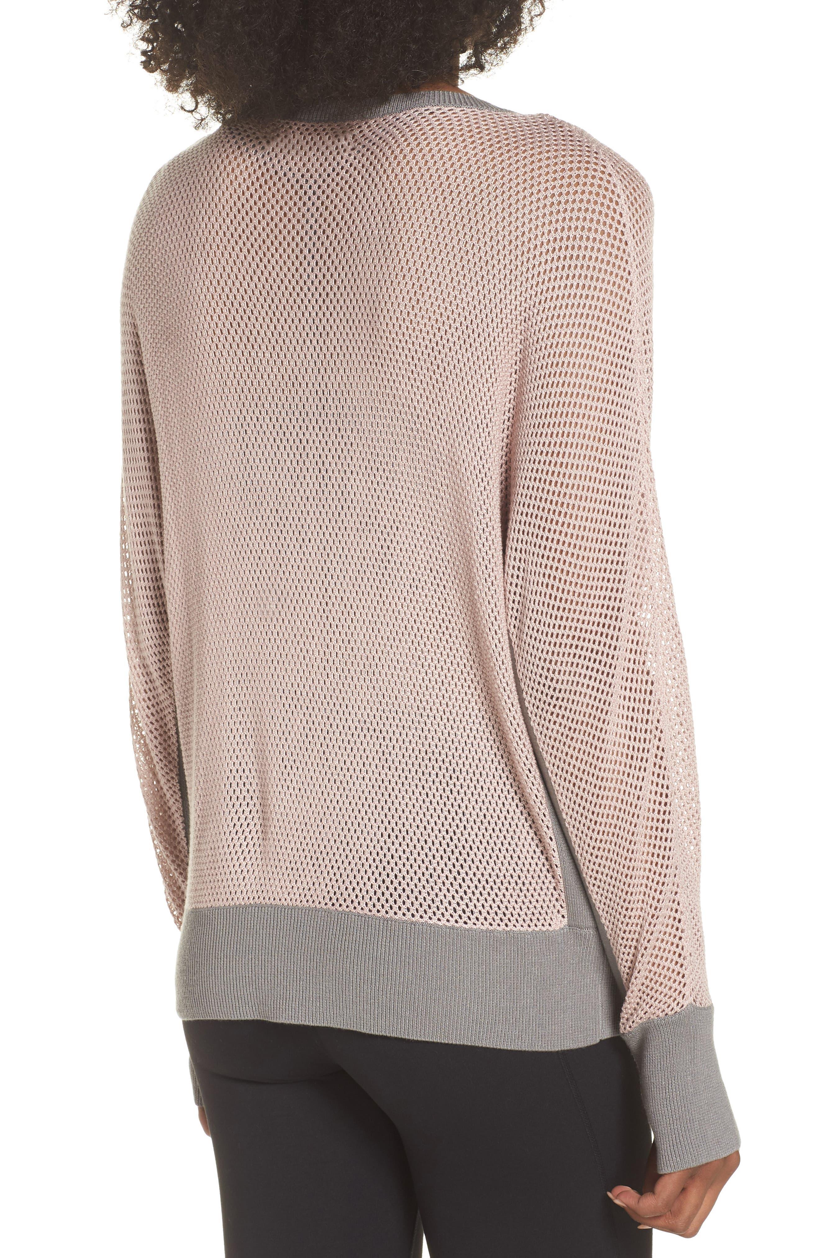 Flutter Sweater,                             Alternate thumbnail 4, color,
