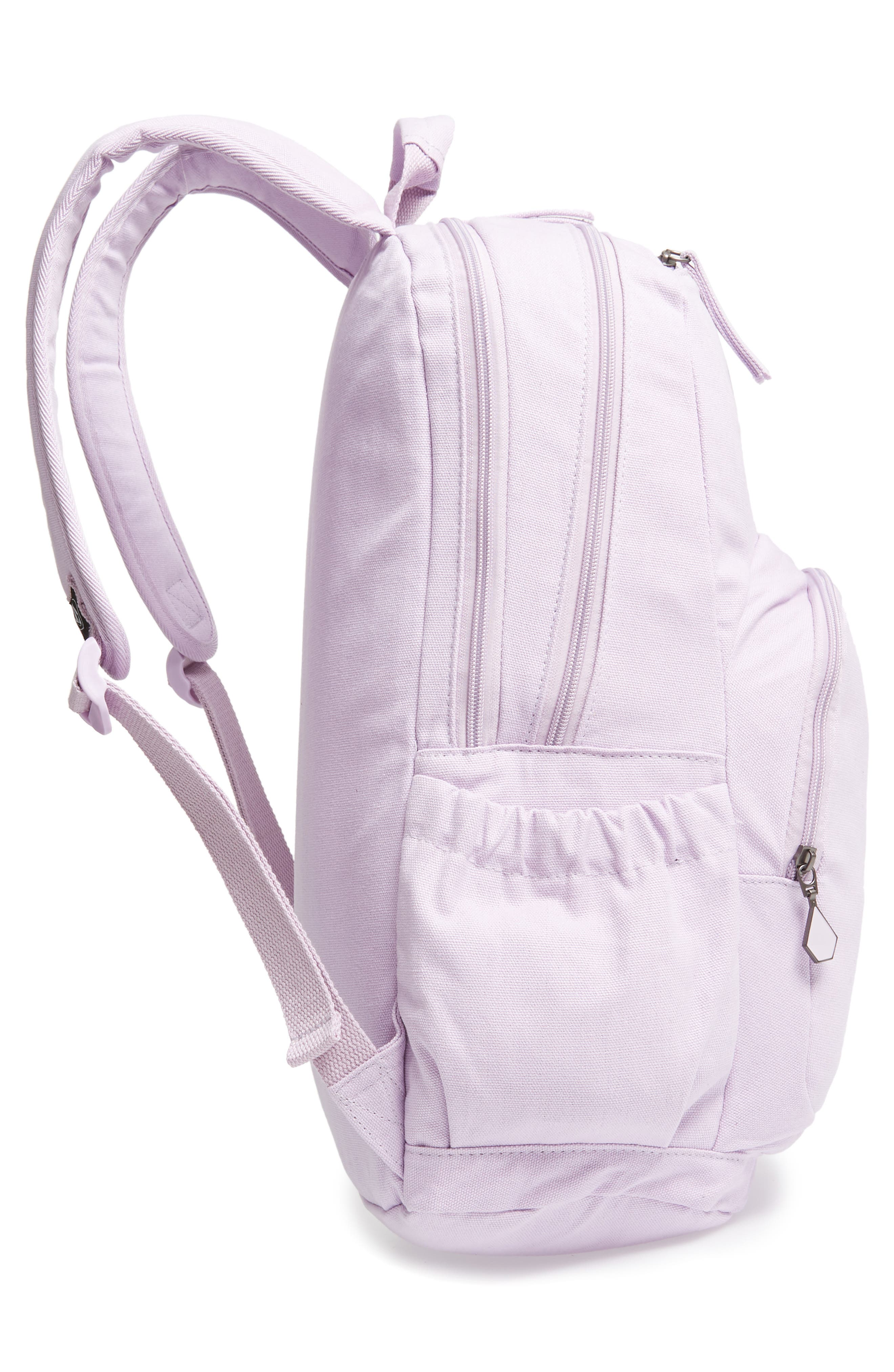Field Trip Canvas Backpack,                             Alternate thumbnail 5, color,                             500