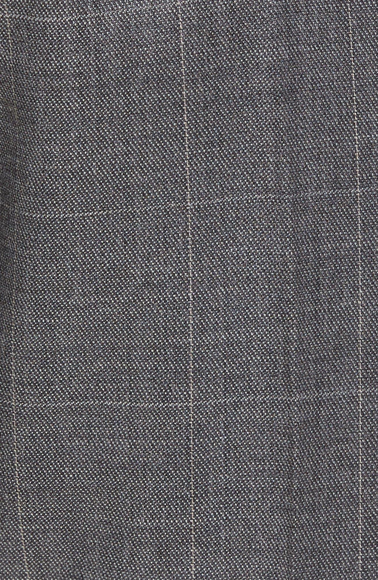 Ludlow Wool Blend Pants,                             Alternate thumbnail 5, color,