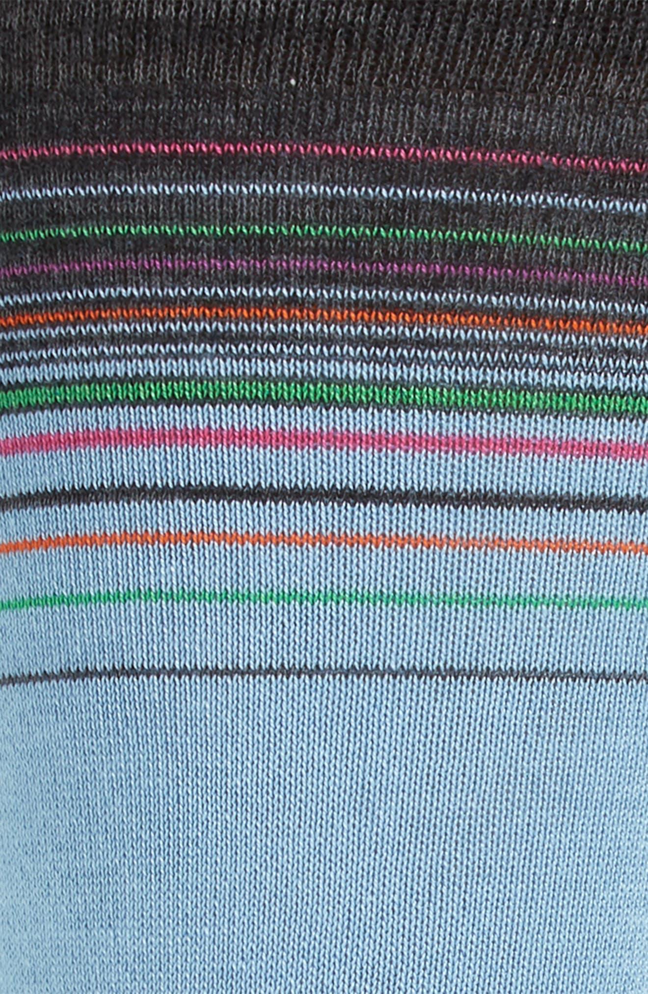 Stripe Socks,                             Alternate thumbnail 2, color,                             459