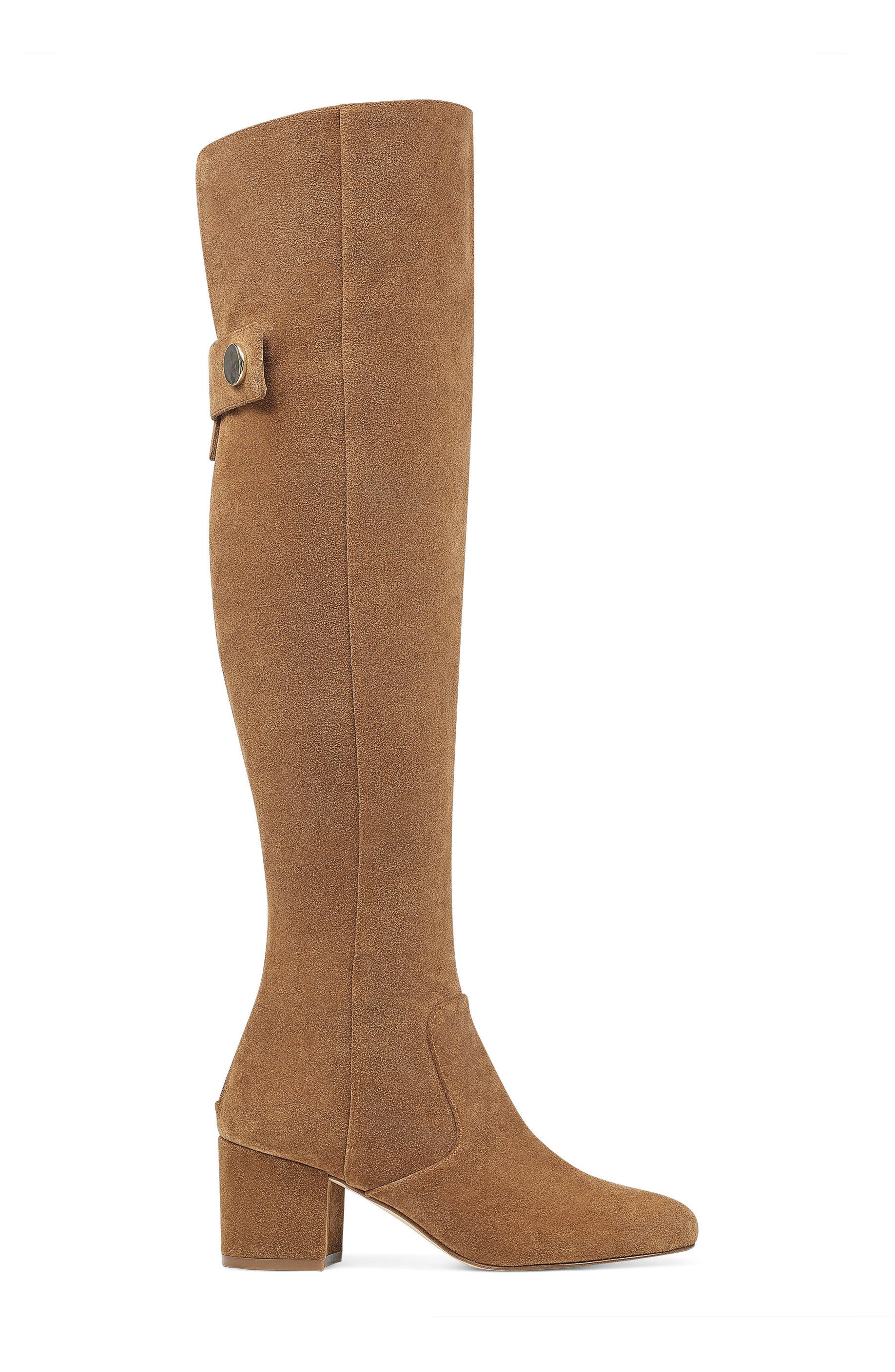 Queddy Over the Knee Boot,                             Alternate thumbnail 6, color,