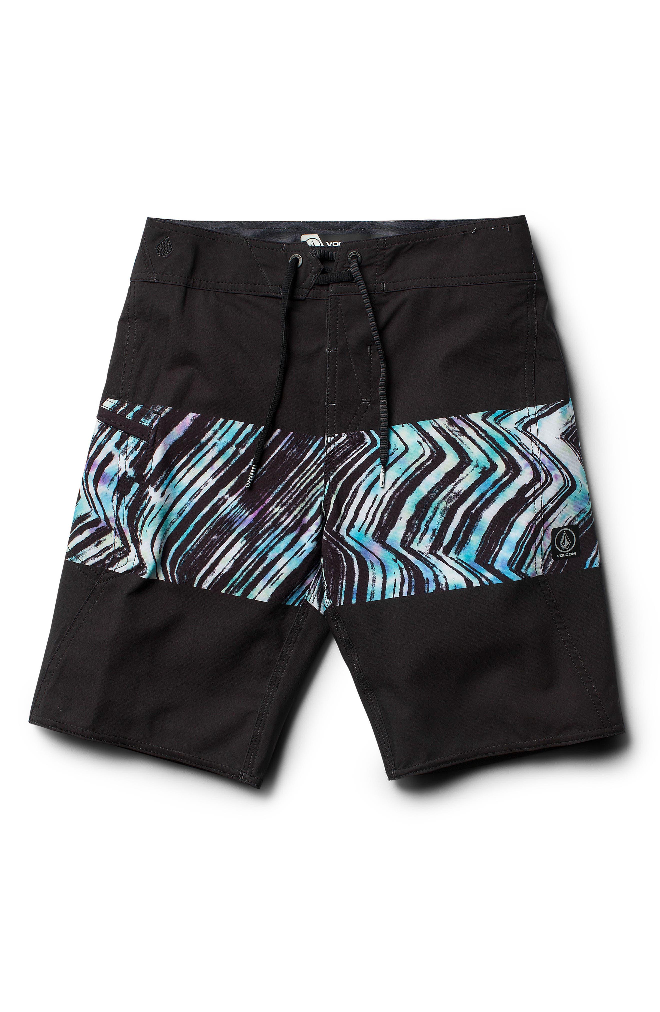 Macaw Board Shorts,                         Main,                         color, 001