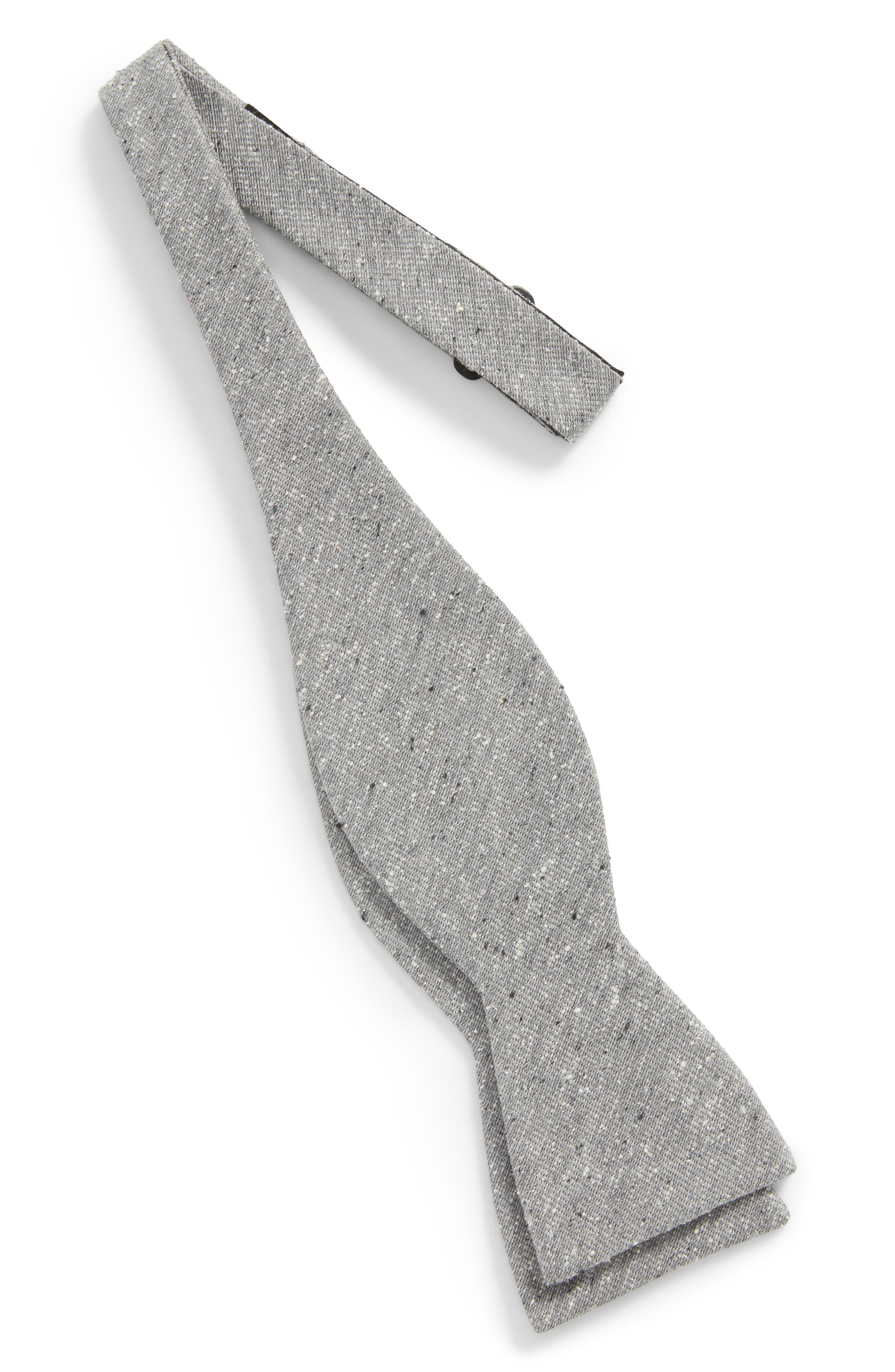 West Ridge Silk Bow Tie,                             Alternate thumbnail 2, color,                             030