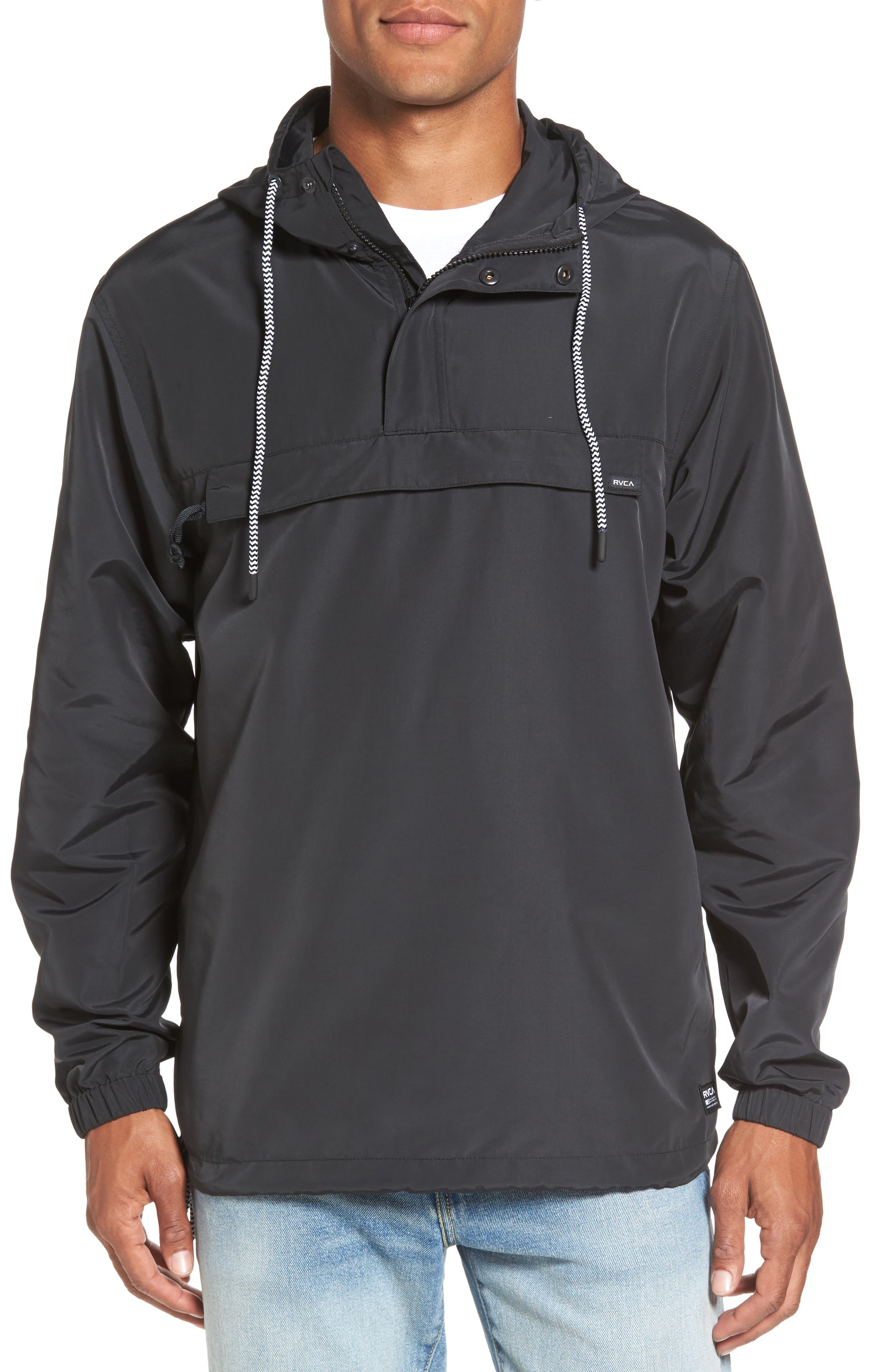 Packaway Hooded Anorak,                         Main,                         color,