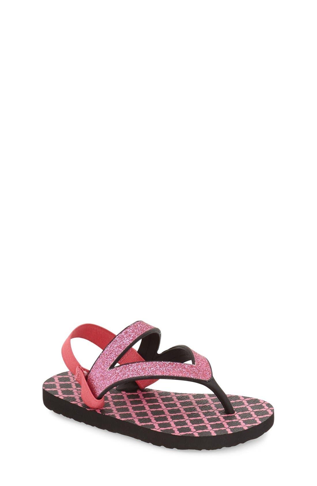 'Lil Selene' Sandal,                             Main thumbnail 4, color,