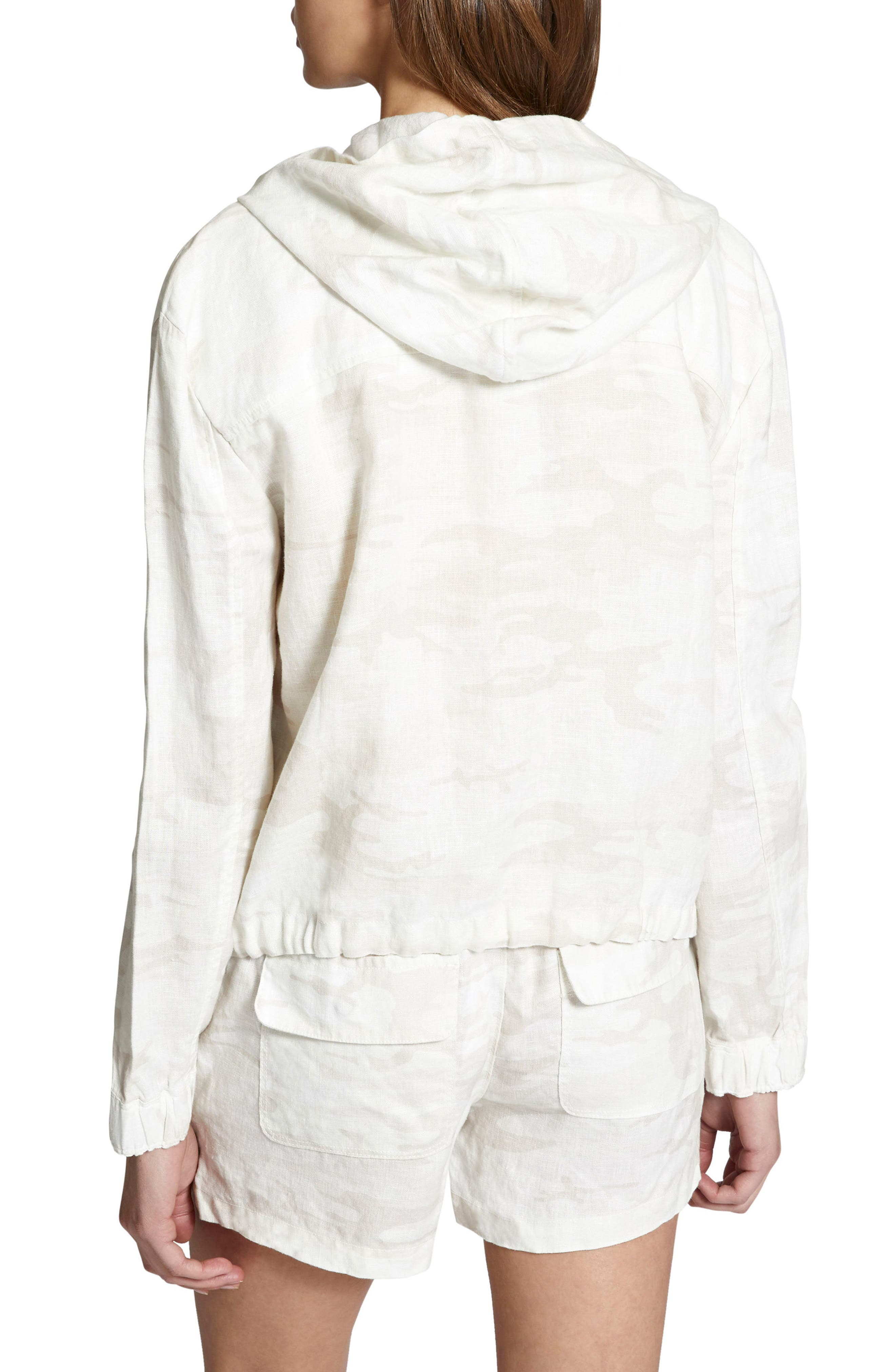 Nova Hooded Jacket,                             Alternate thumbnail 4, color,