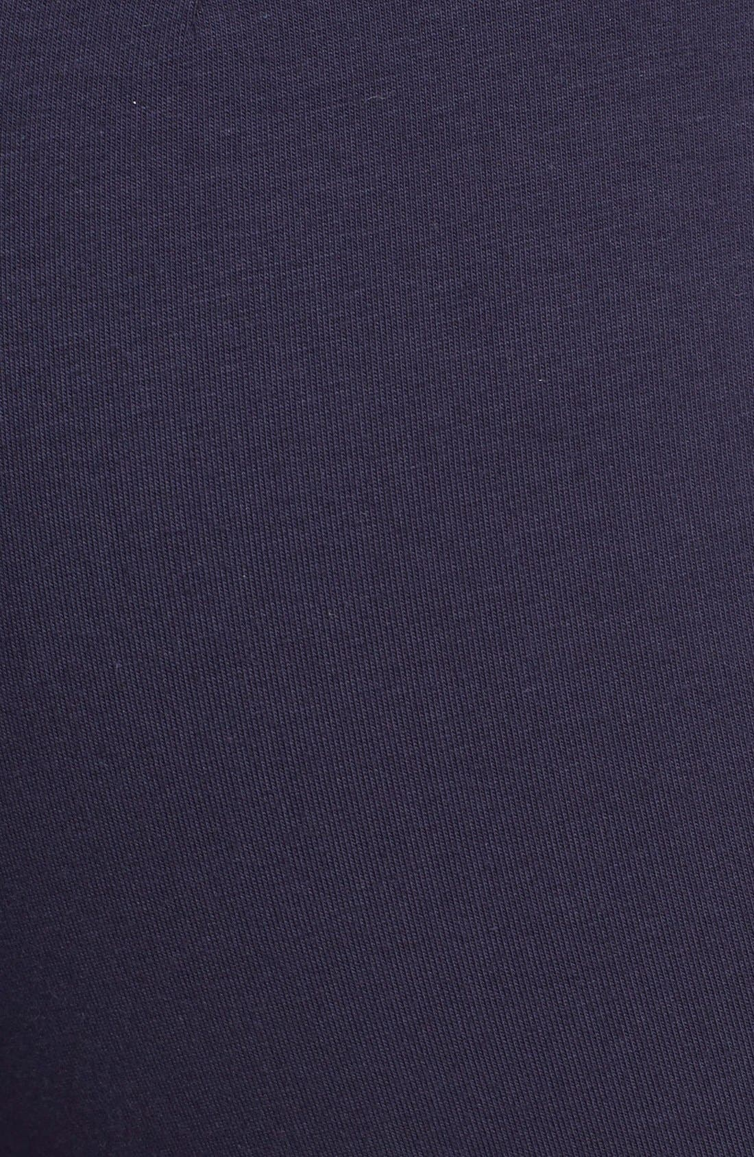 Stretch Knit Skinny Pants,                             Alternate thumbnail 4, color,
