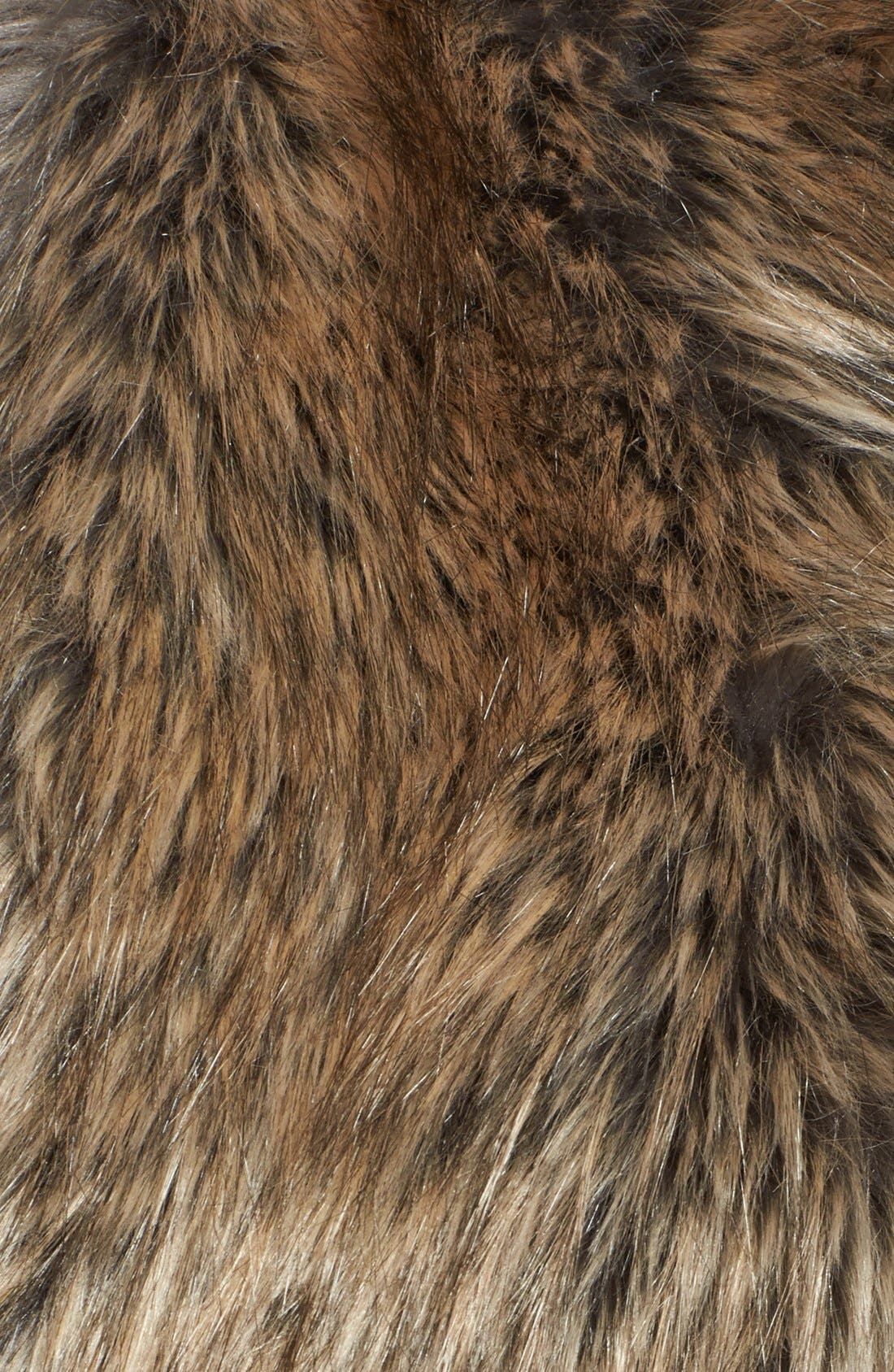 Oversized Faux Fur Collar,                             Alternate thumbnail 2, color,                             250