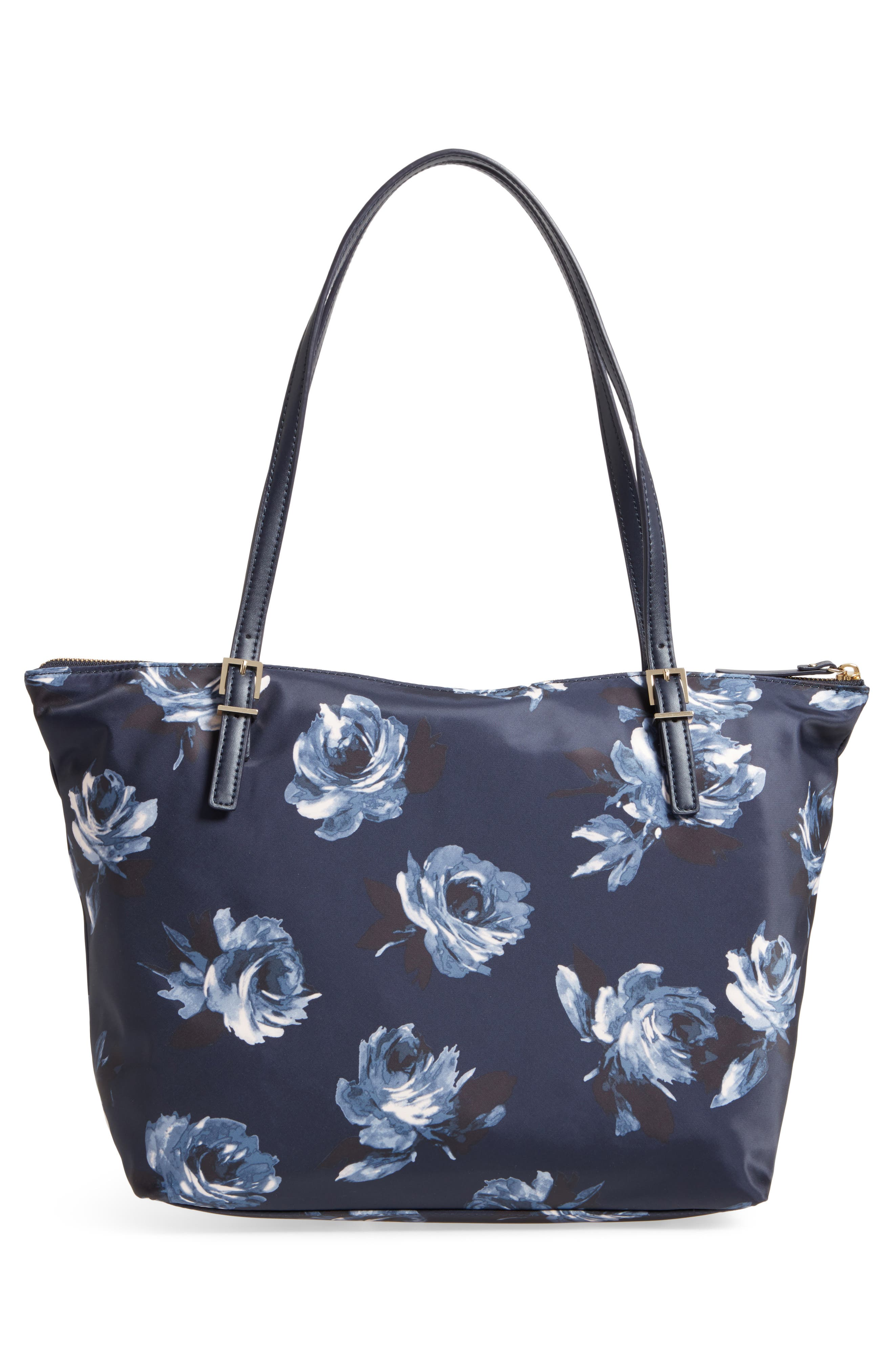 watson lane - night rose maya tote,                             Alternate thumbnail 3, color,                             485