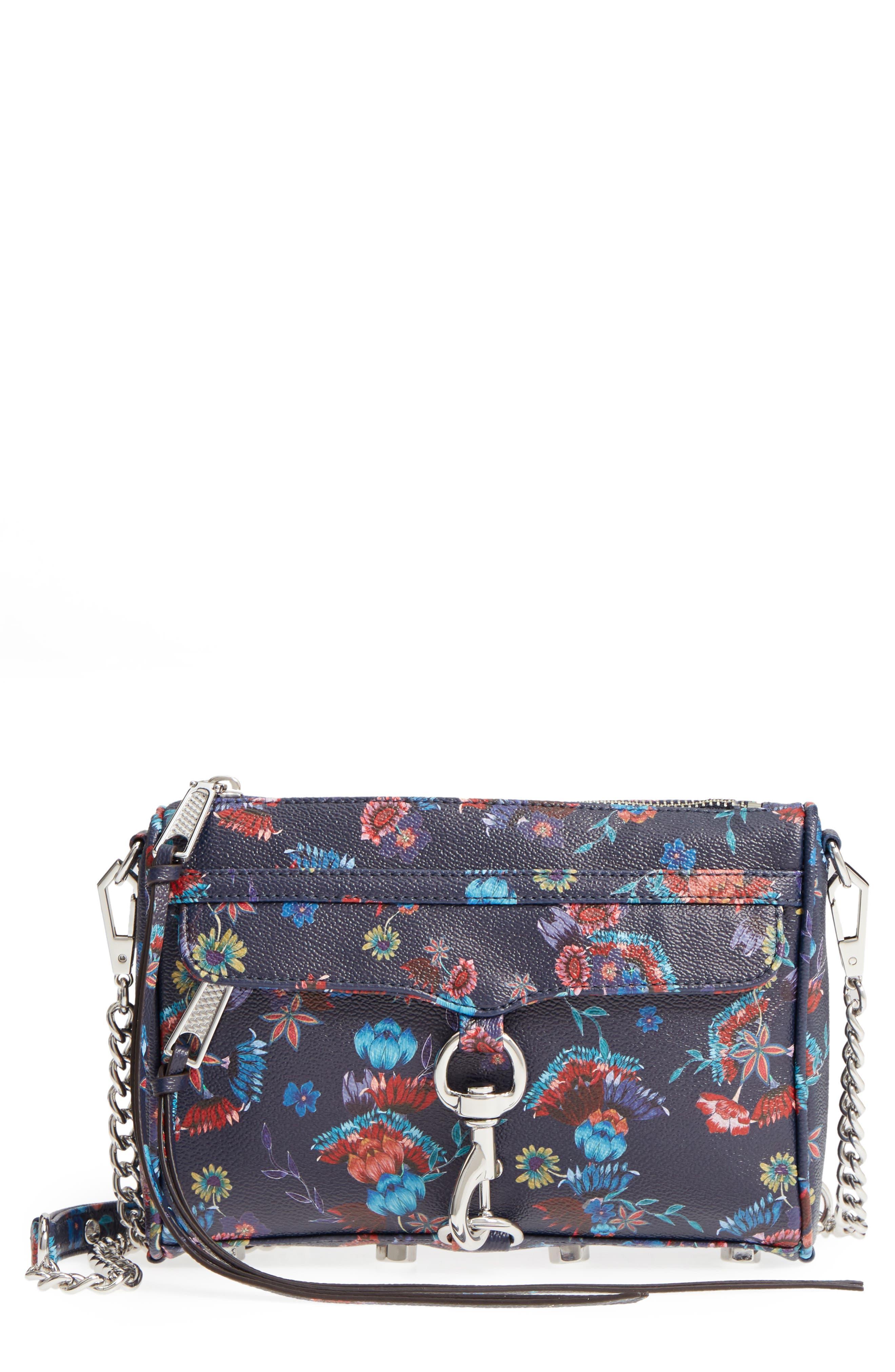 Mini MAC Convertible Crossbody Bag,                         Main,                         color,