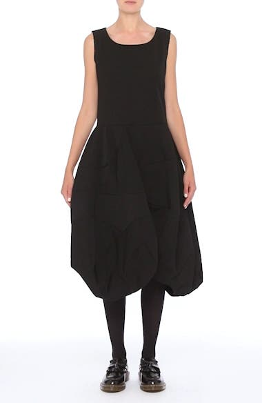 Bending Skirt Wool Dress, video thumbnail