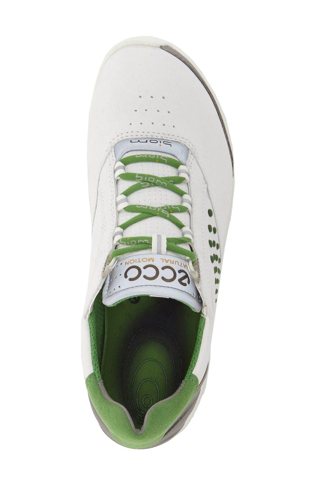 'BIOM' Hydromax<sup>®</sup> Waterproof Golf Shoe,                             Alternate thumbnail 28, color,