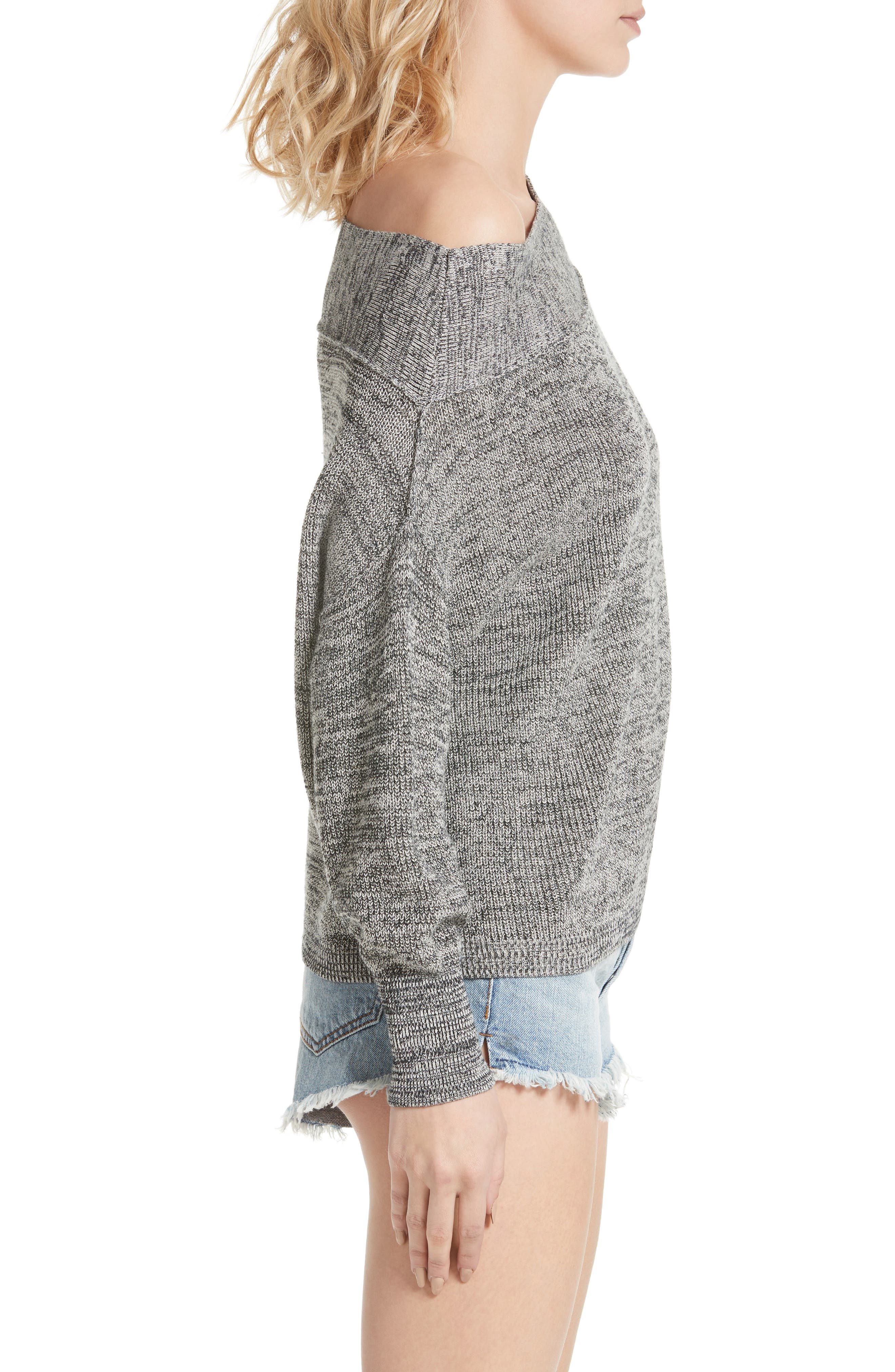 Alana Pullover Sweater,                             Alternate thumbnail 3, color,                             030