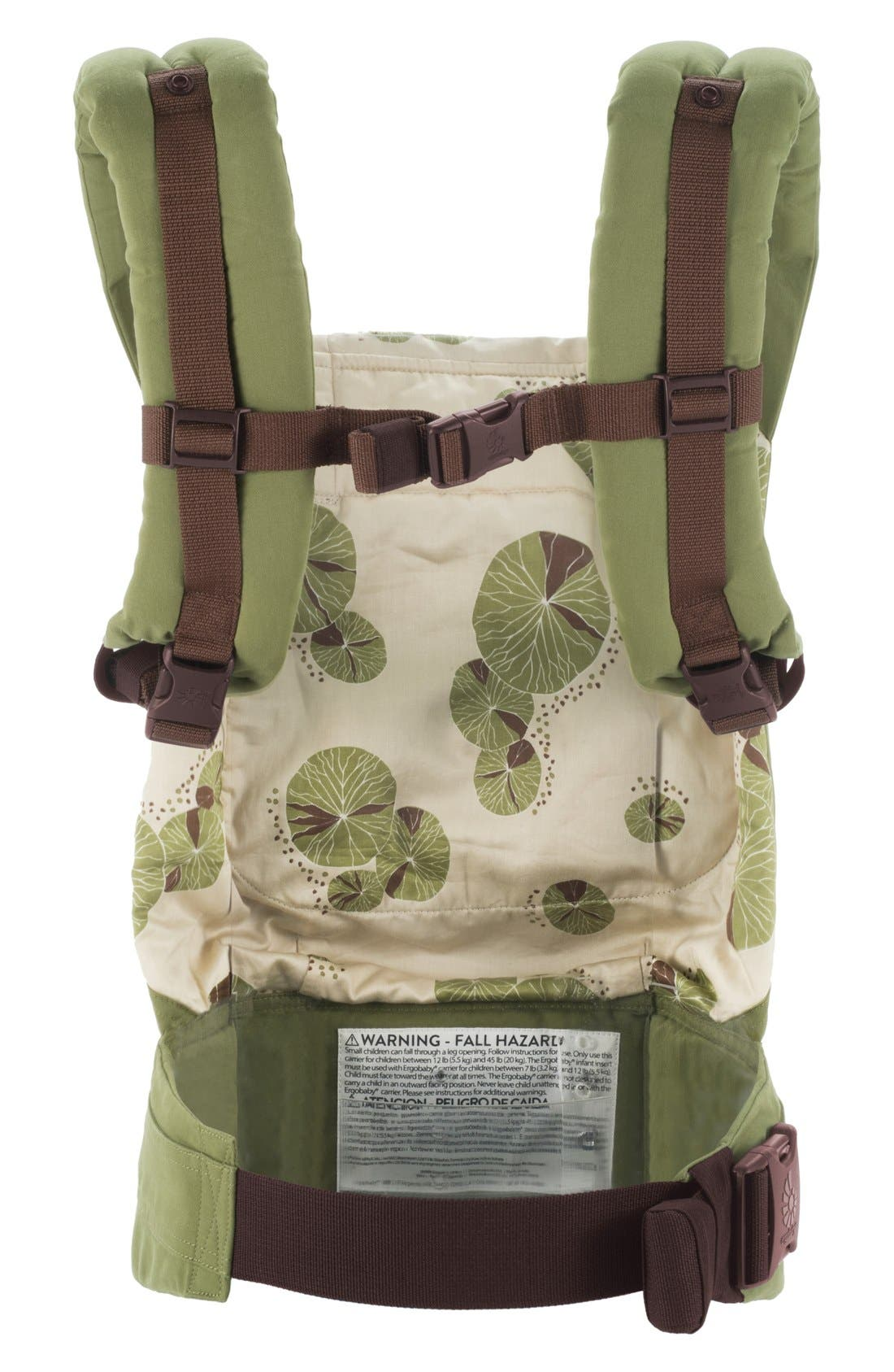 Organic Cotton Baby Carrier,                             Alternate thumbnail 7, color,