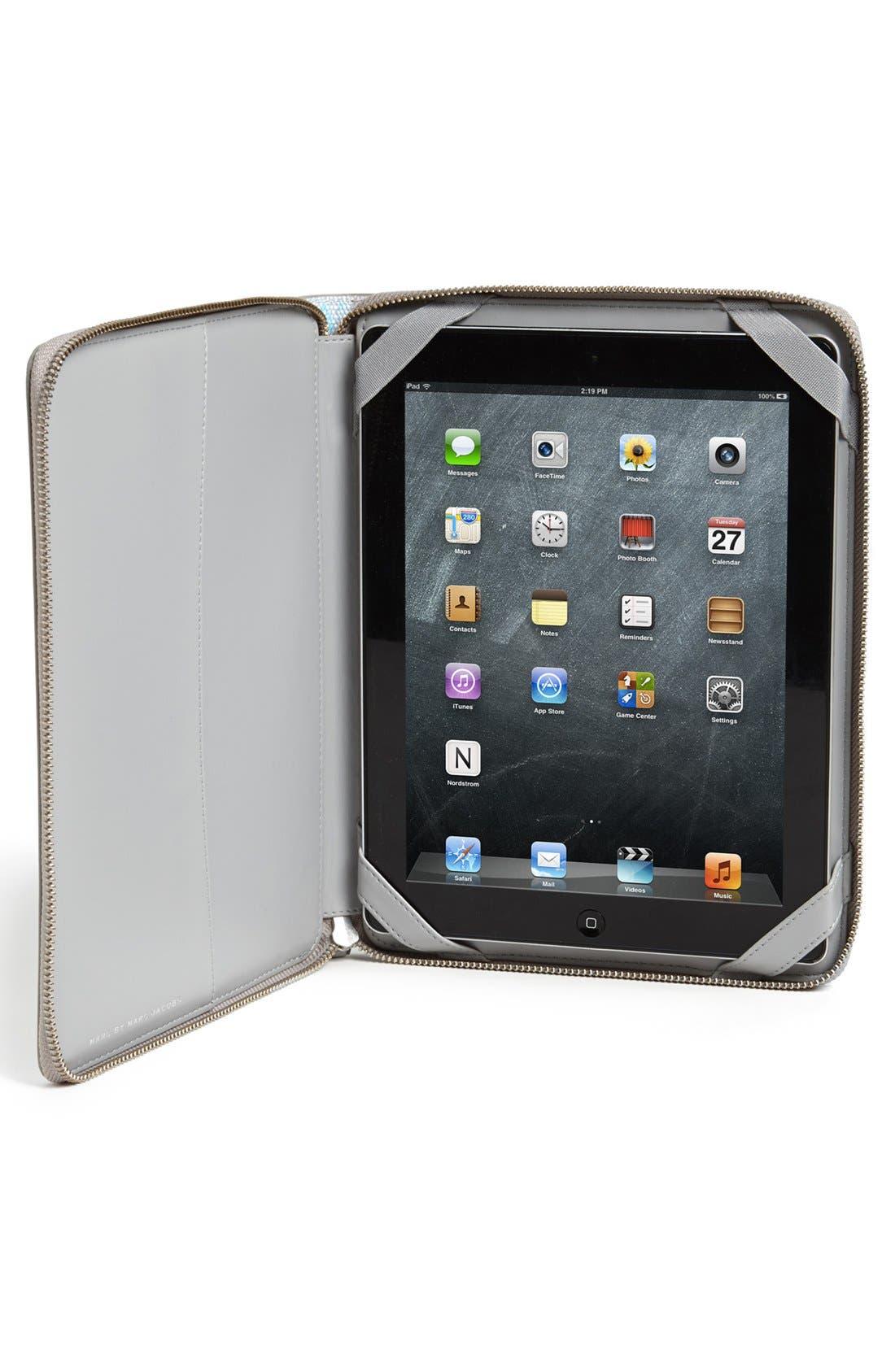 MARC JACOBS,                             MARC BY MARC JACOBS 'Chameleon' iPad 3 & 4 Case,                             Alternate thumbnail 3, color,                             040