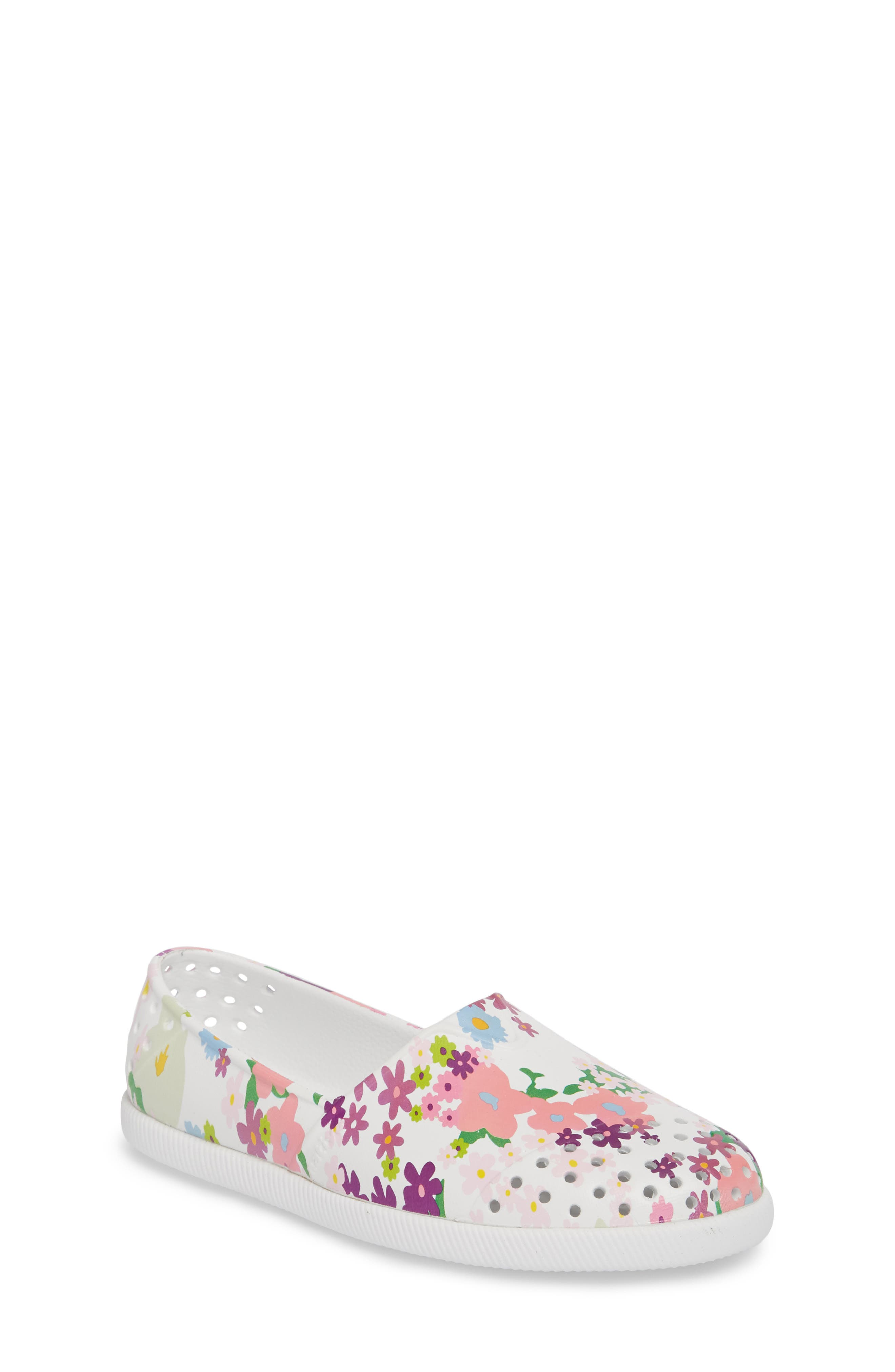NATIVE SHOES Verona Perforated Slip-On, Main, color, 135