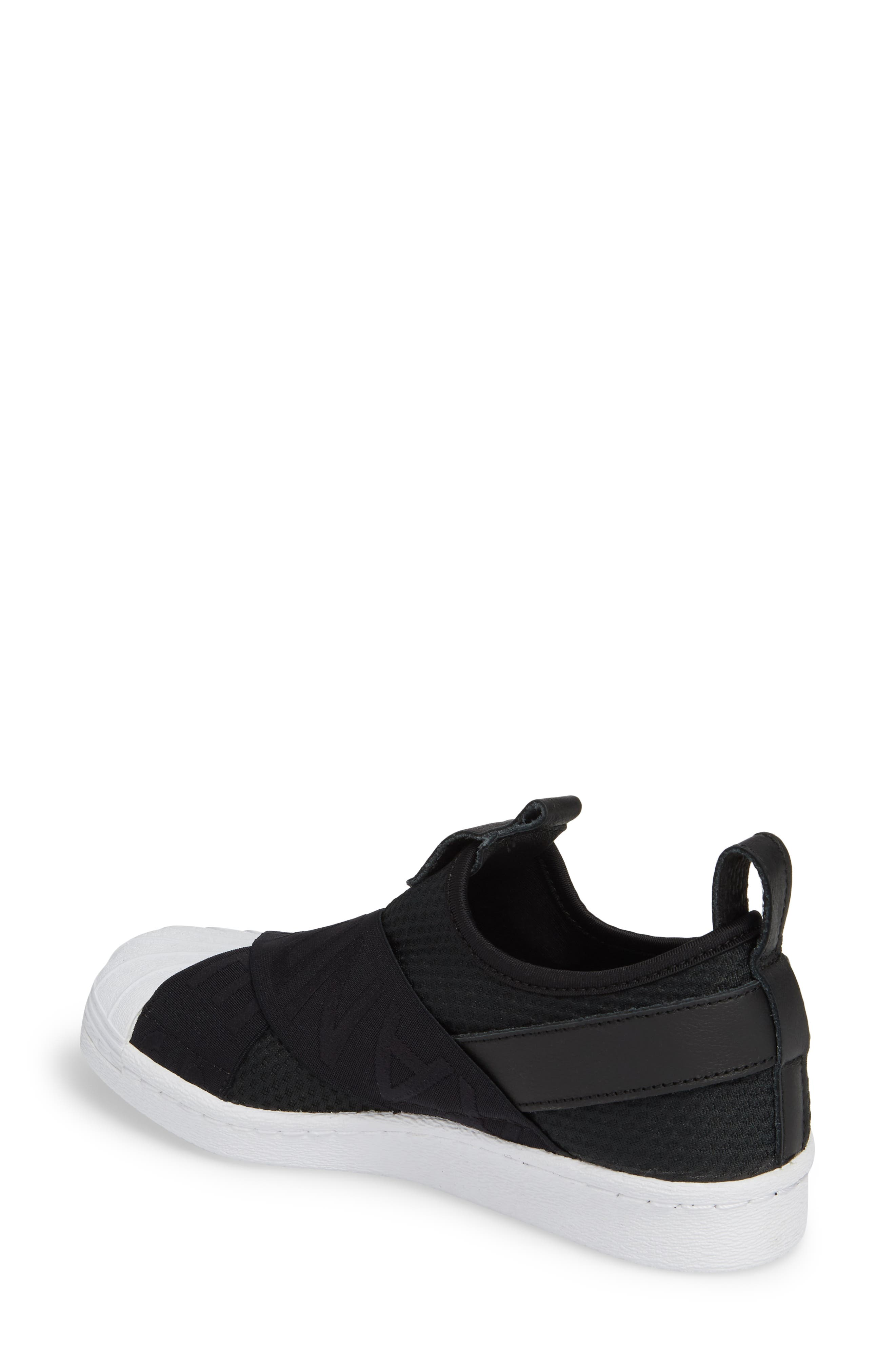 Superstar Slip-On Sneaker,                             Alternate thumbnail 2, color,                             003