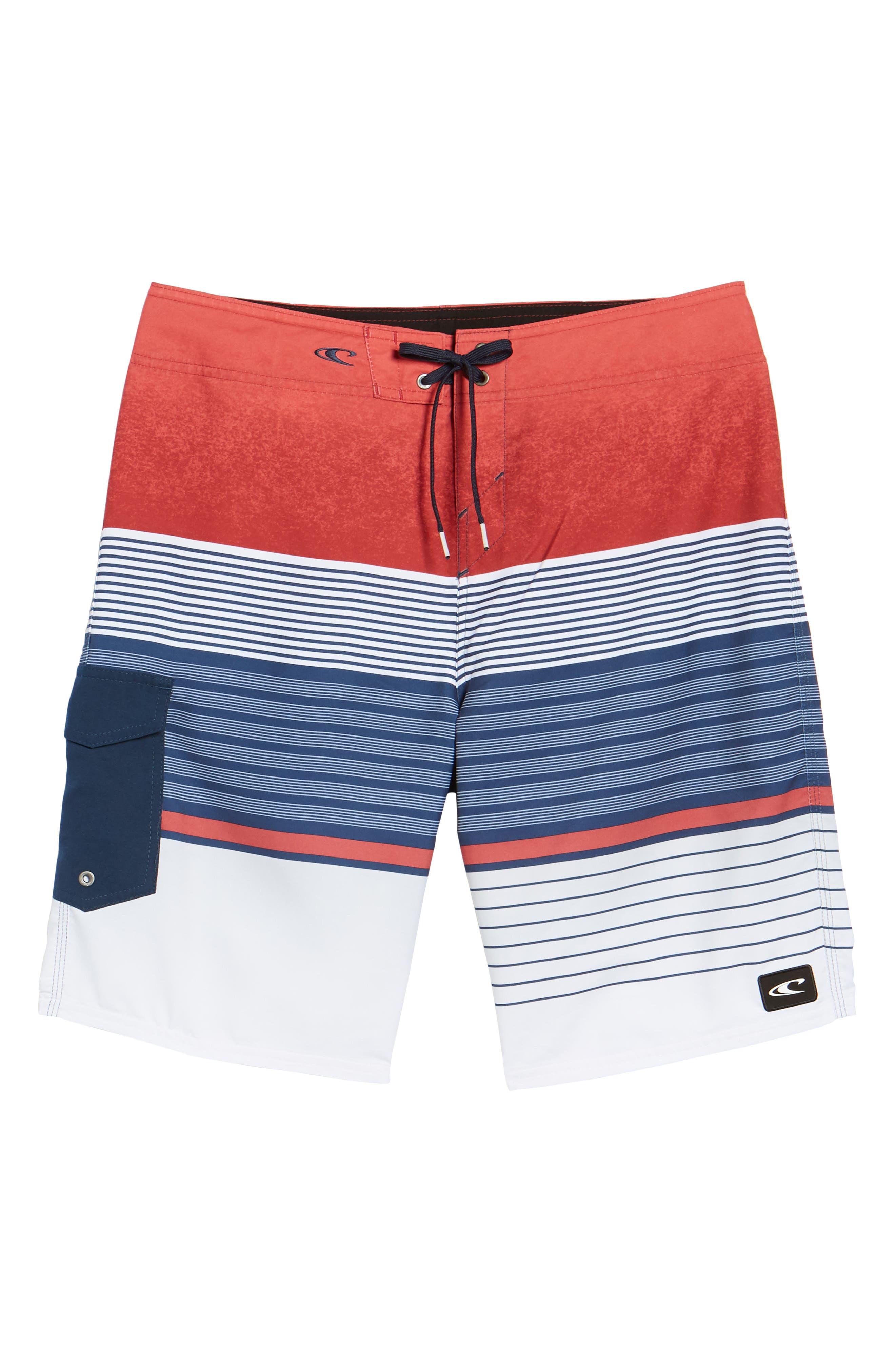 Lennox Board Shorts,                             Alternate thumbnail 36, color,