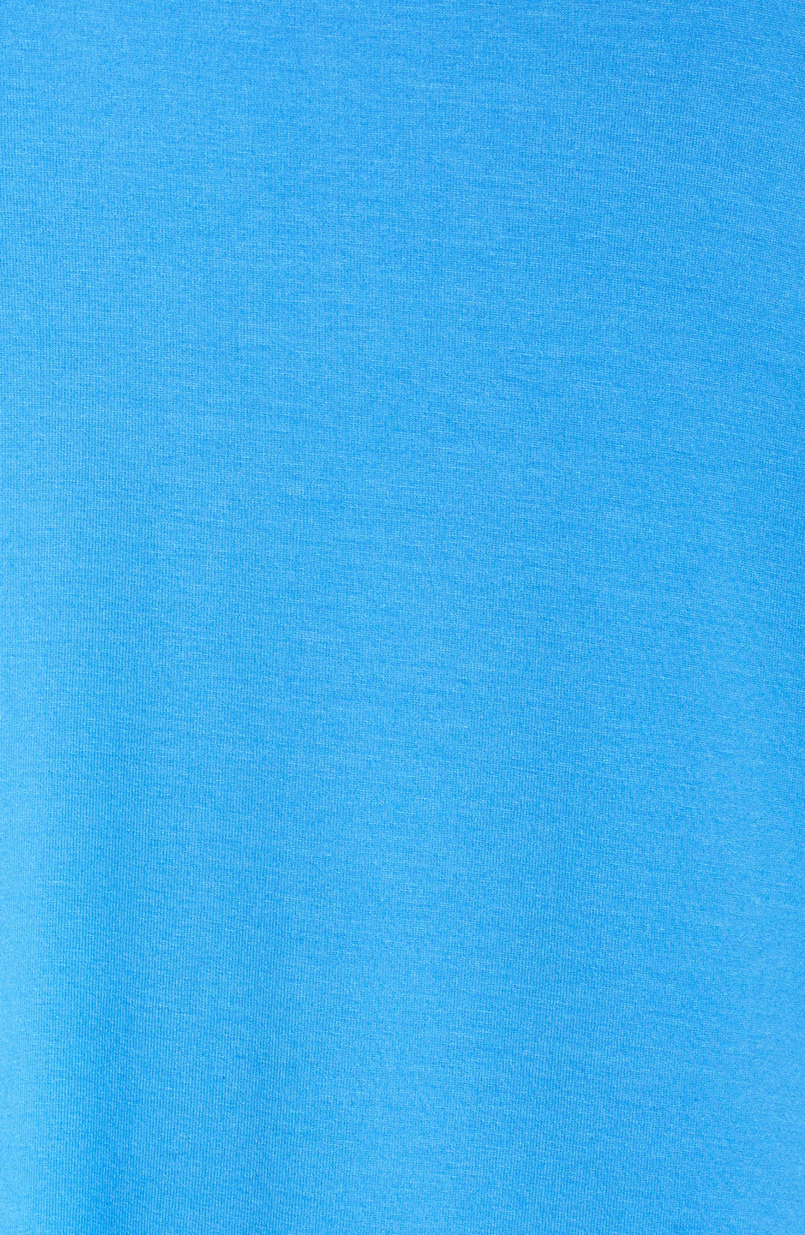 Jewel Neck Tie Back Dress,                             Alternate thumbnail 23, color,
