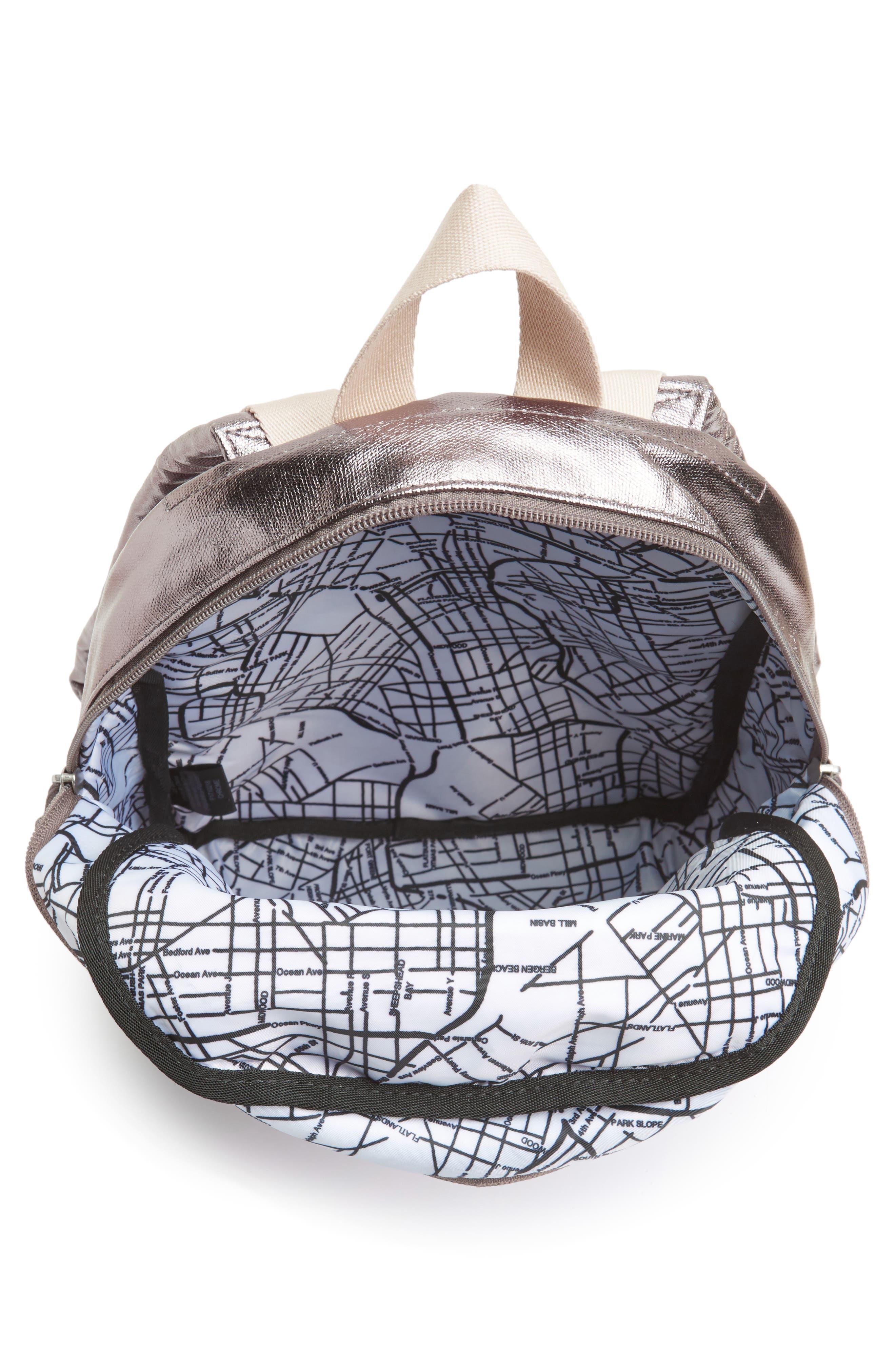 Mini Kane Backpack,                             Alternate thumbnail 4, color,                             040