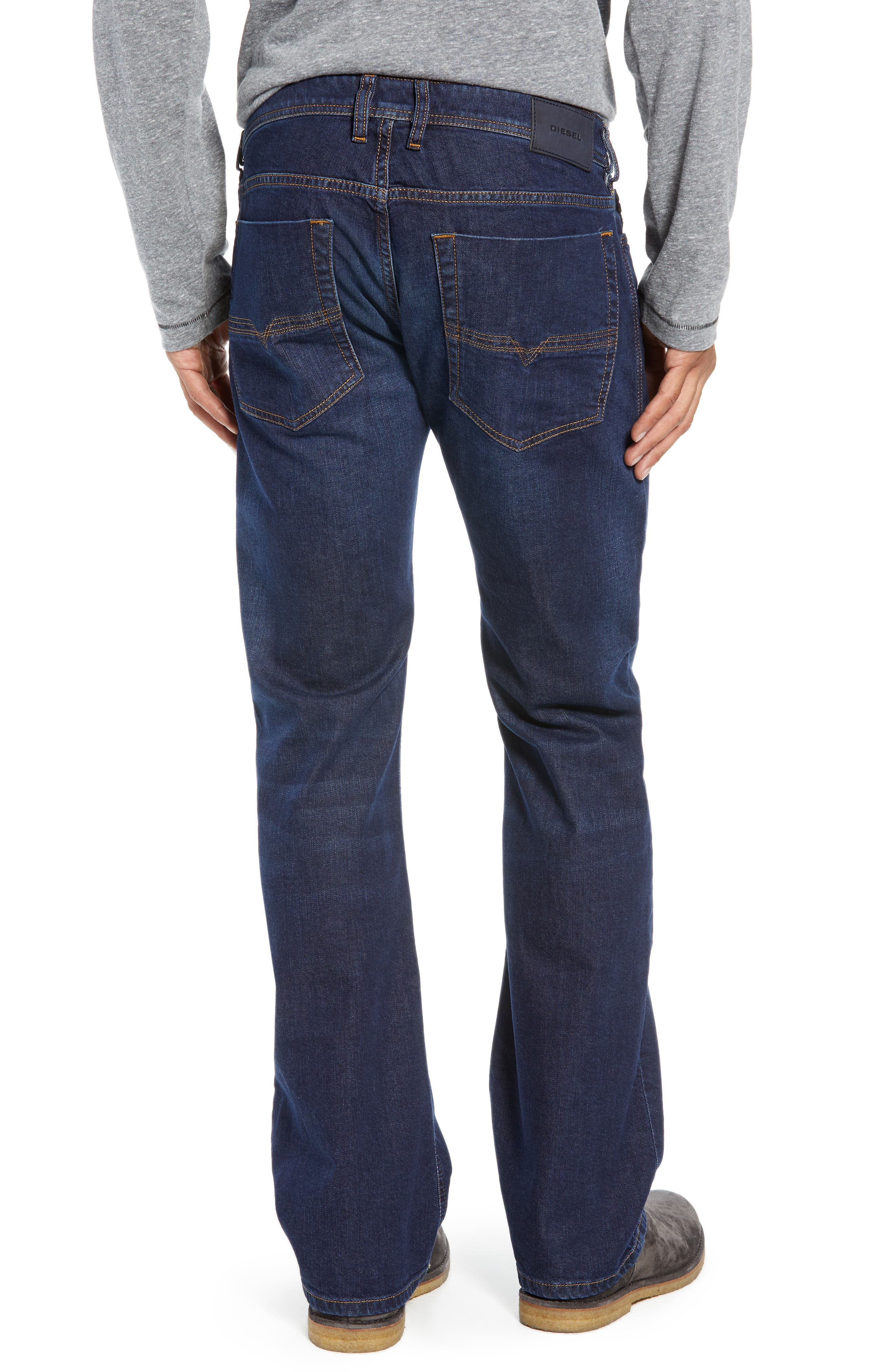 Zatiny Bootcut Jeans,                             Alternate thumbnail 2, color,                             084XH
