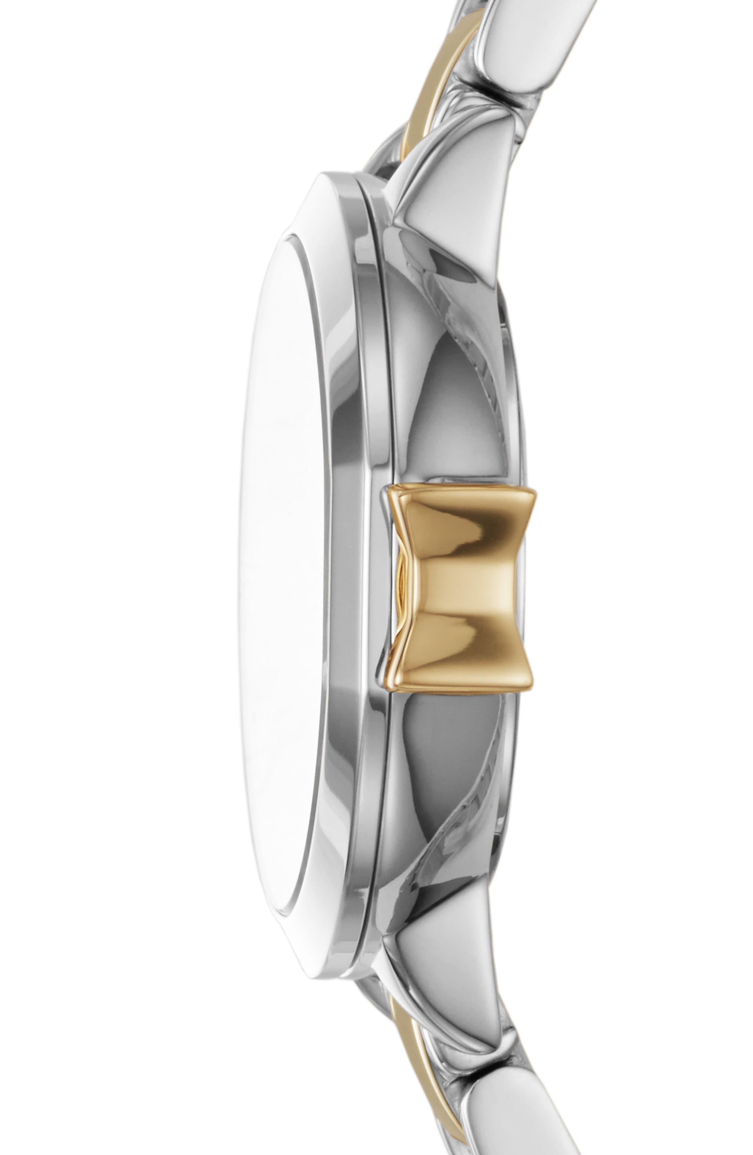 park row bracelet watch, 24mm,                             Alternate thumbnail 6, color,