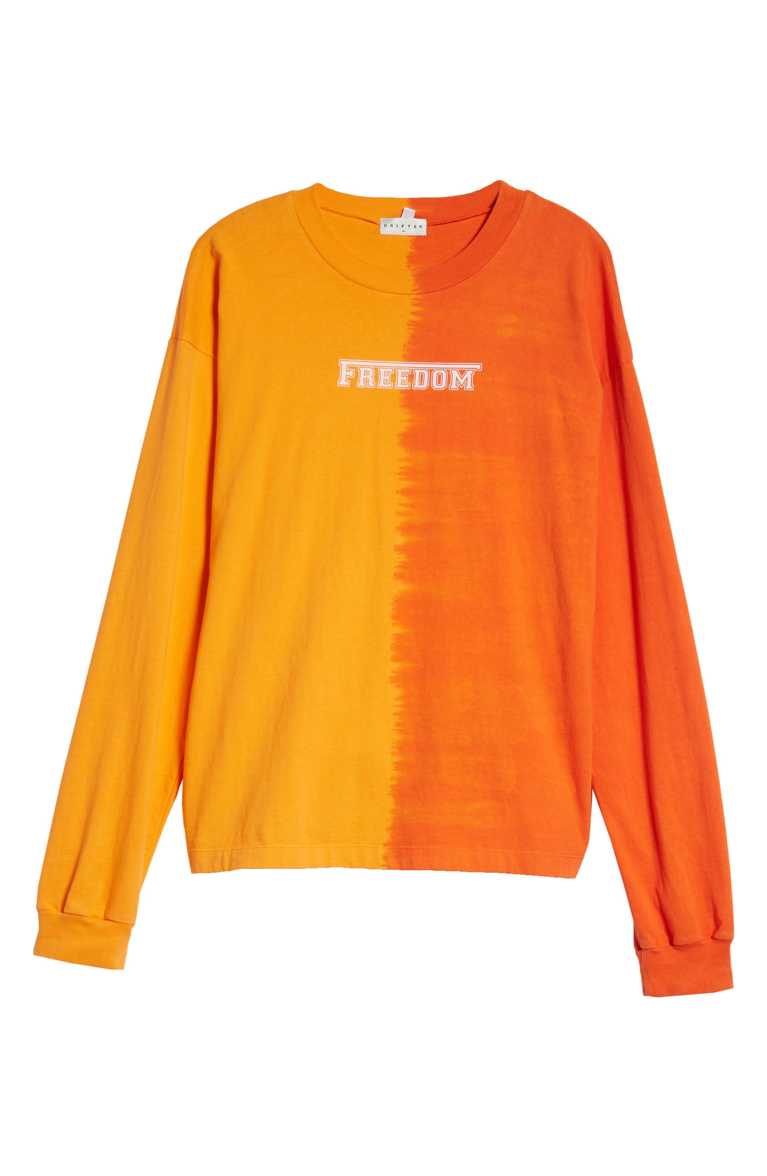 DRIFTER,                             Atari Long Sleeve T-shirt,                             Alternate thumbnail 6, color,                             820