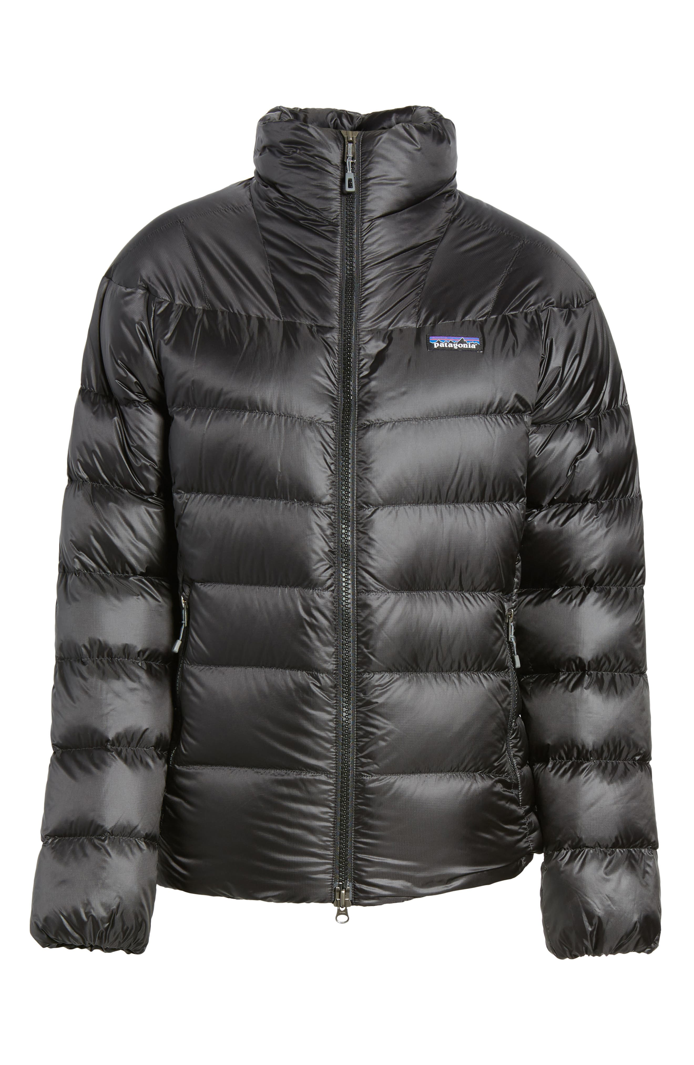 Fitz Roy Water Repellent 800-Fill-Power Down Parka,                             Alternate thumbnail 9, color,