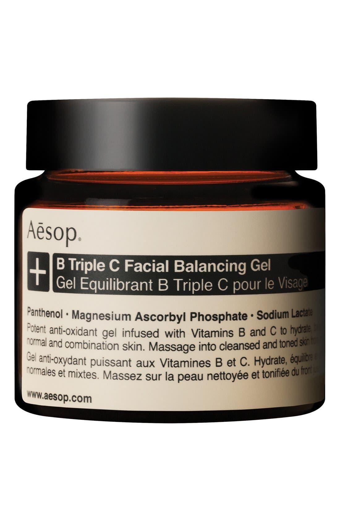 B Triple C Facial Balancing Gel,                         Main,                         color, NONE