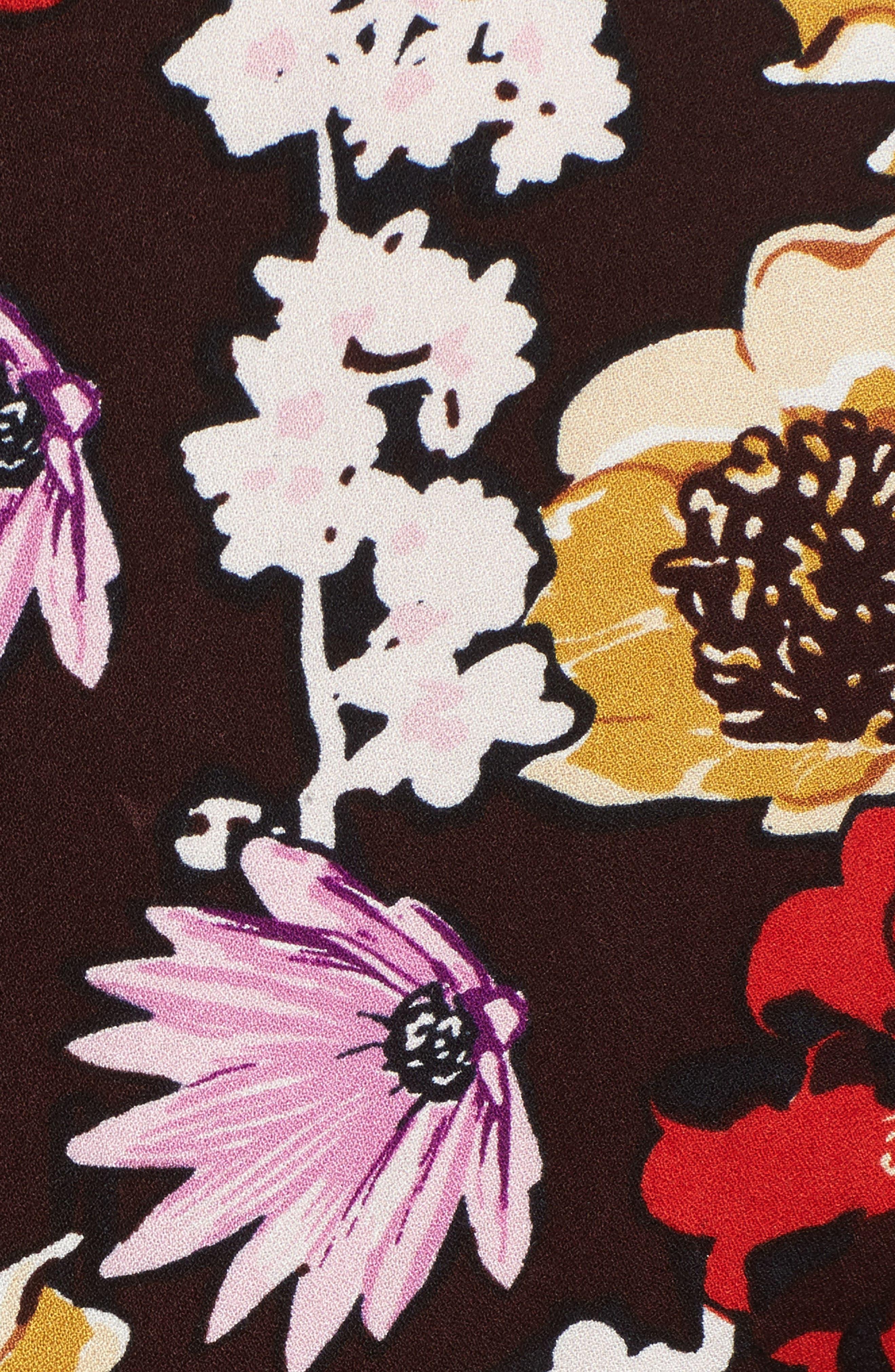 Pintuck Minidress,                             Alternate thumbnail 24, color,