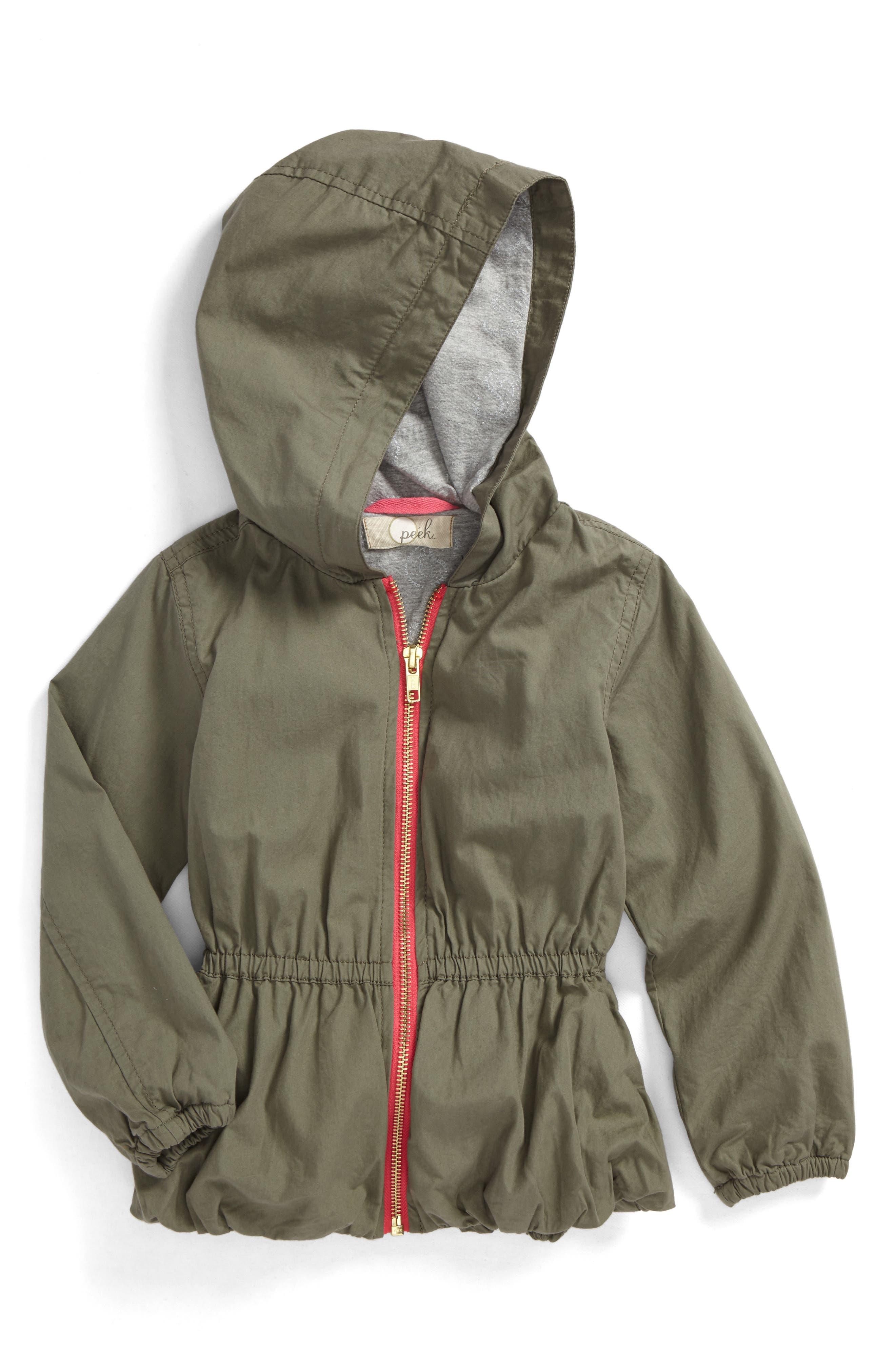 Gwen Hooded Jacket,                             Main thumbnail 1, color,
